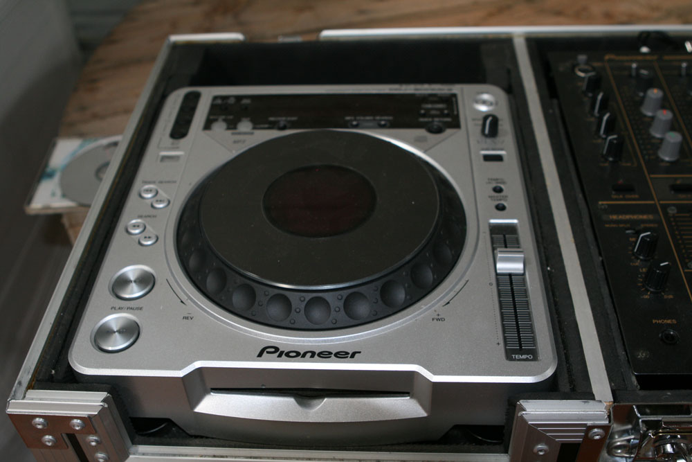 Pioneer cdj 1000 mk1 specifications