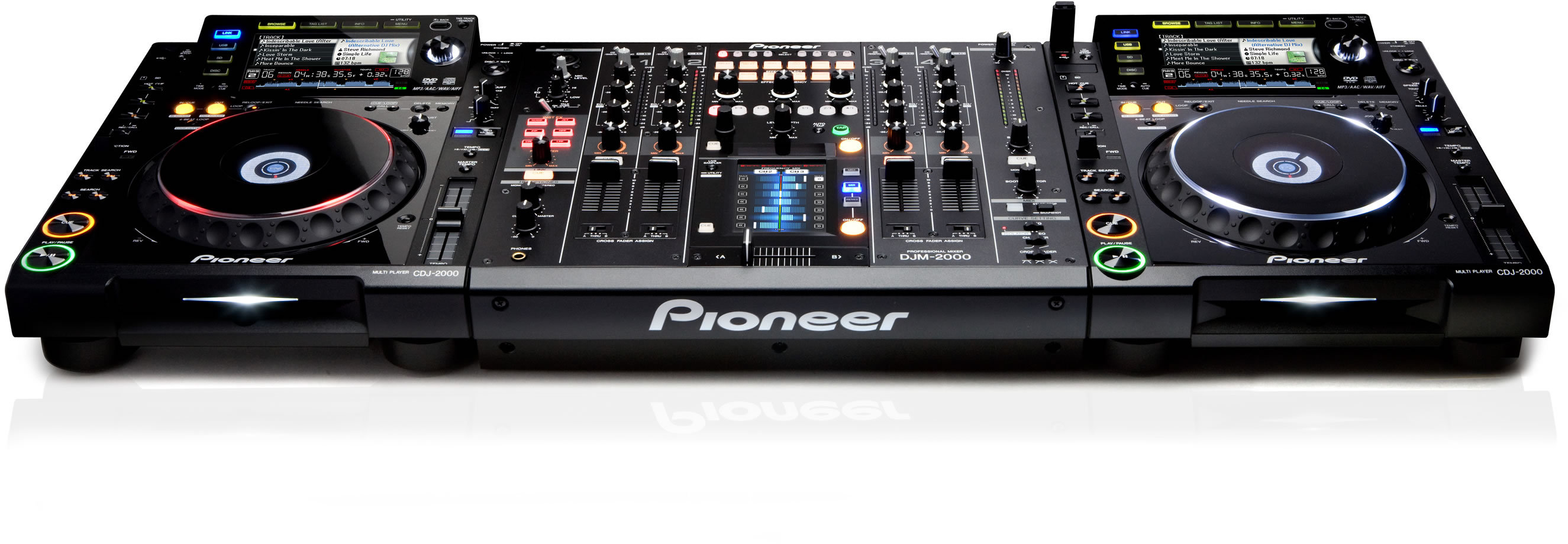 Pioneer CDJ-2000-W DJ Controller Drivers Download Free