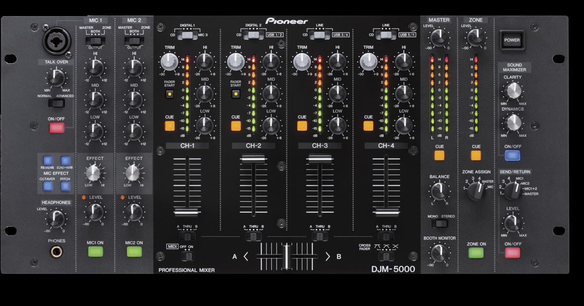 Photo pioneer djm 5000 table mixage mixer pioneer djm - Table de mixage en ligne gratuit ...