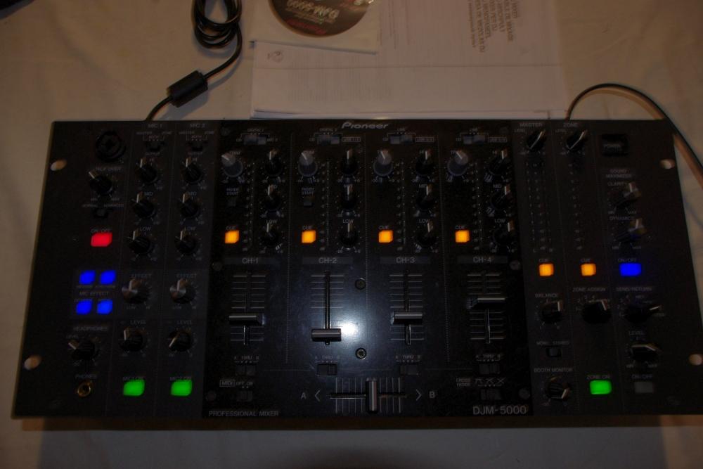 djm 5000