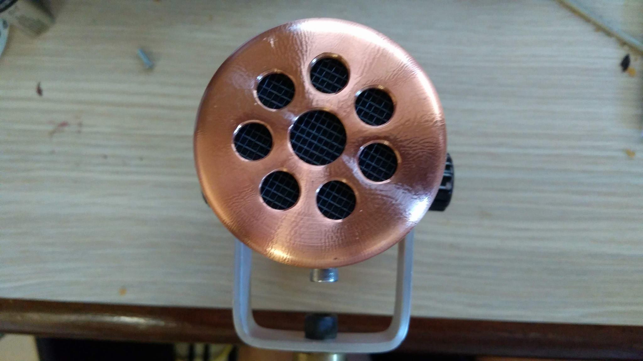 Placid Audio Copperphone | RecordingHacks.com
