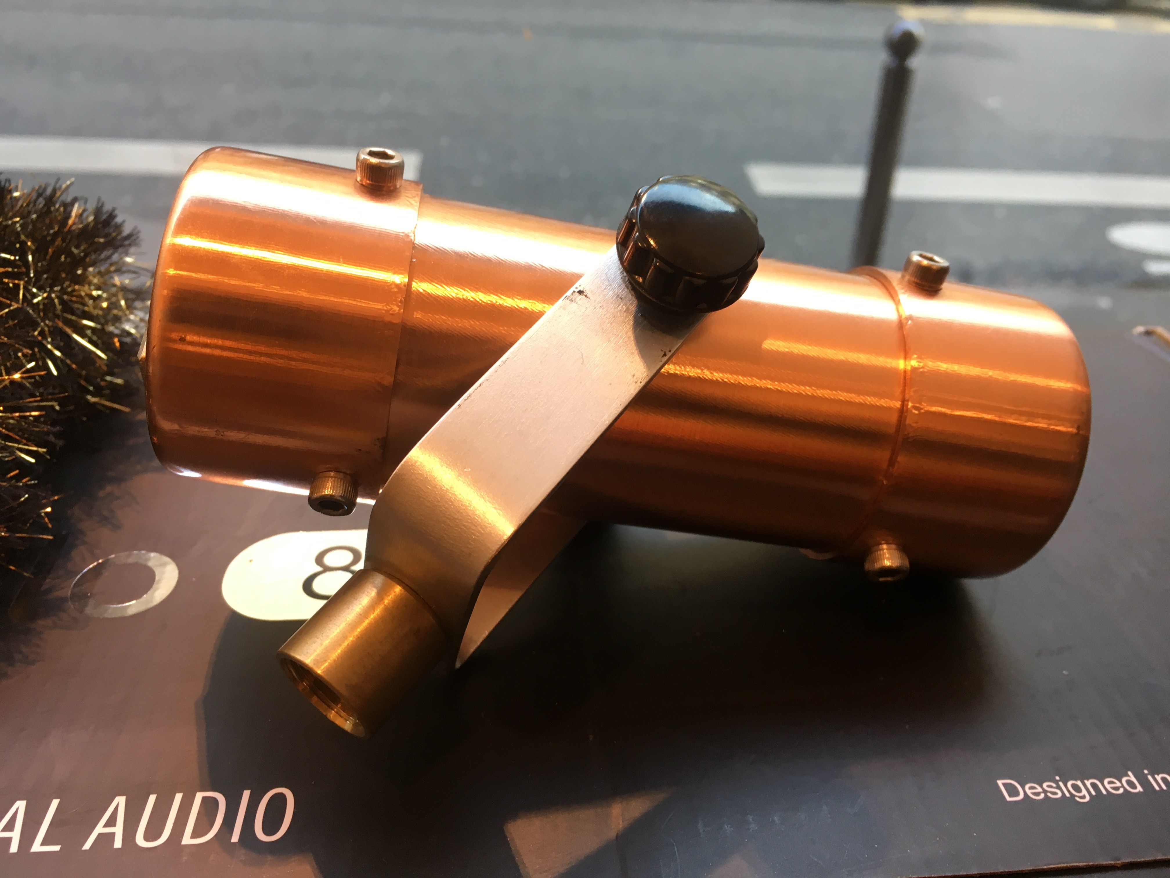 Review: Placid Audio's Intriguing Copperphone Dynamic Mic