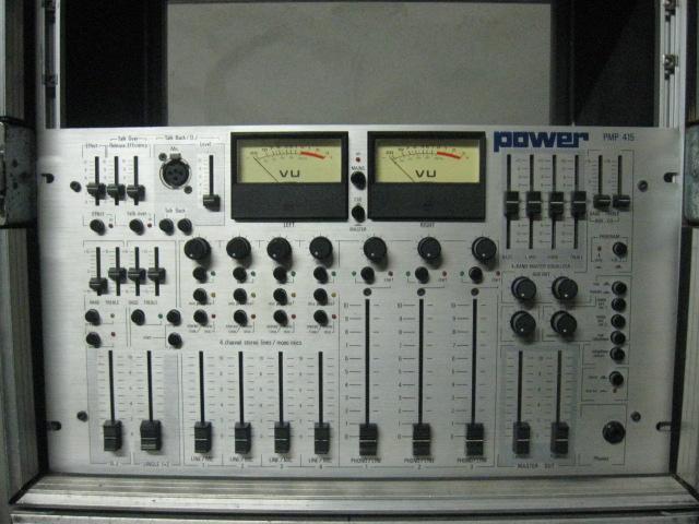 Un r gal avis power acoustics pmp 415 audiofanzine - Table de mixage dynacord occasion ...