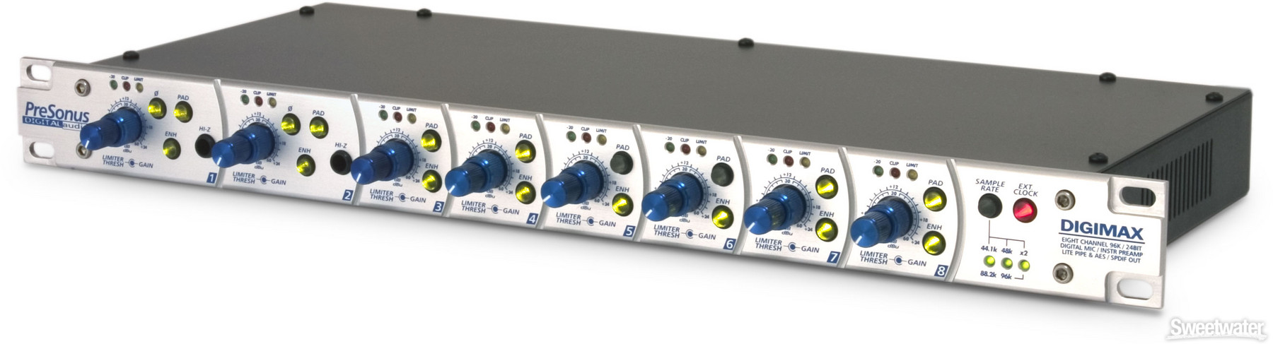 DigiMax D8 is Now Shipping | Press Releases | PreSonus
