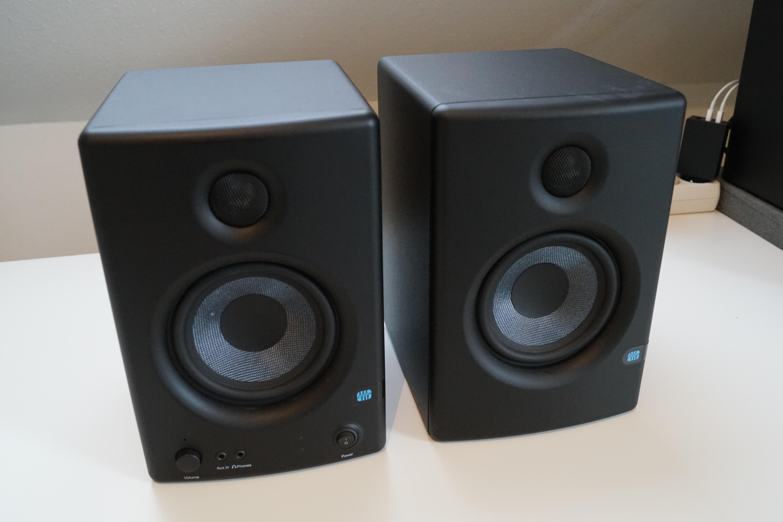 photo presonus eris e4 5 presonus audiobox ione 98638 2077238 audiofanzine. Black Bedroom Furniture Sets. Home Design Ideas