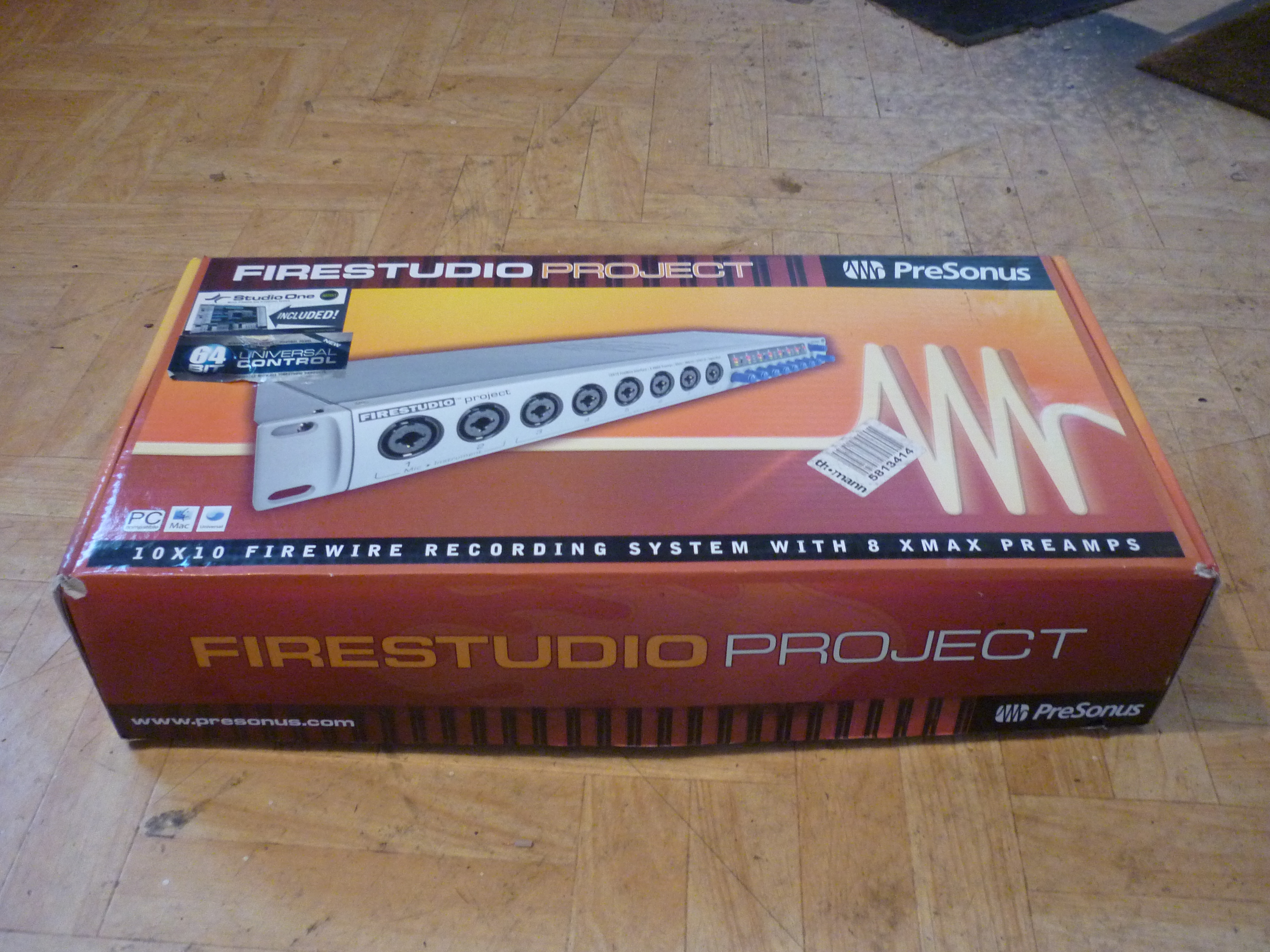 firestudio project Read sweetwater customer reviews for presonus firestudio project rated 40 / 5 by 49 customers.