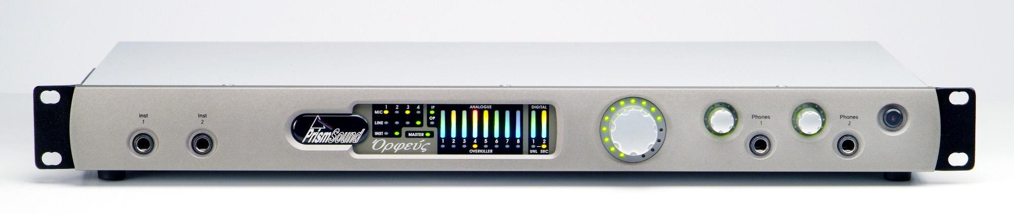 Musical Instruments & Gear Audio/midi Interfaces Prism Sound Orpheus