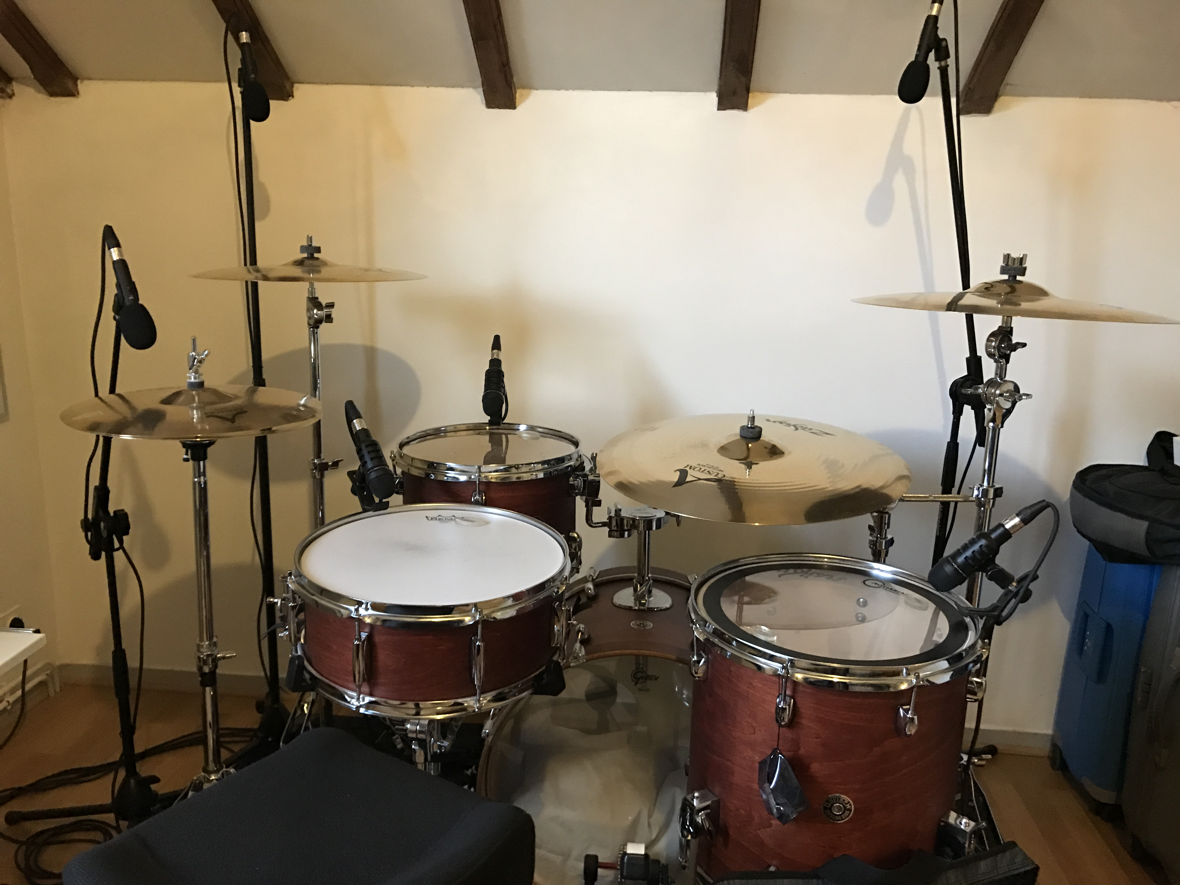 Drums Microphone ST-8 - Prodipe Drums Microphone ST-8 ...