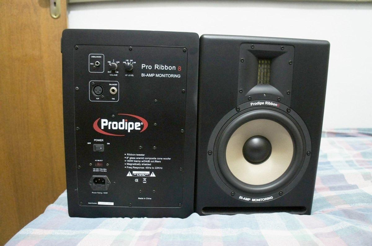 photo prodipe pro ribbon 8 monitor prodipe ribbon 8. Black Bedroom Furniture Sets. Home Design Ideas