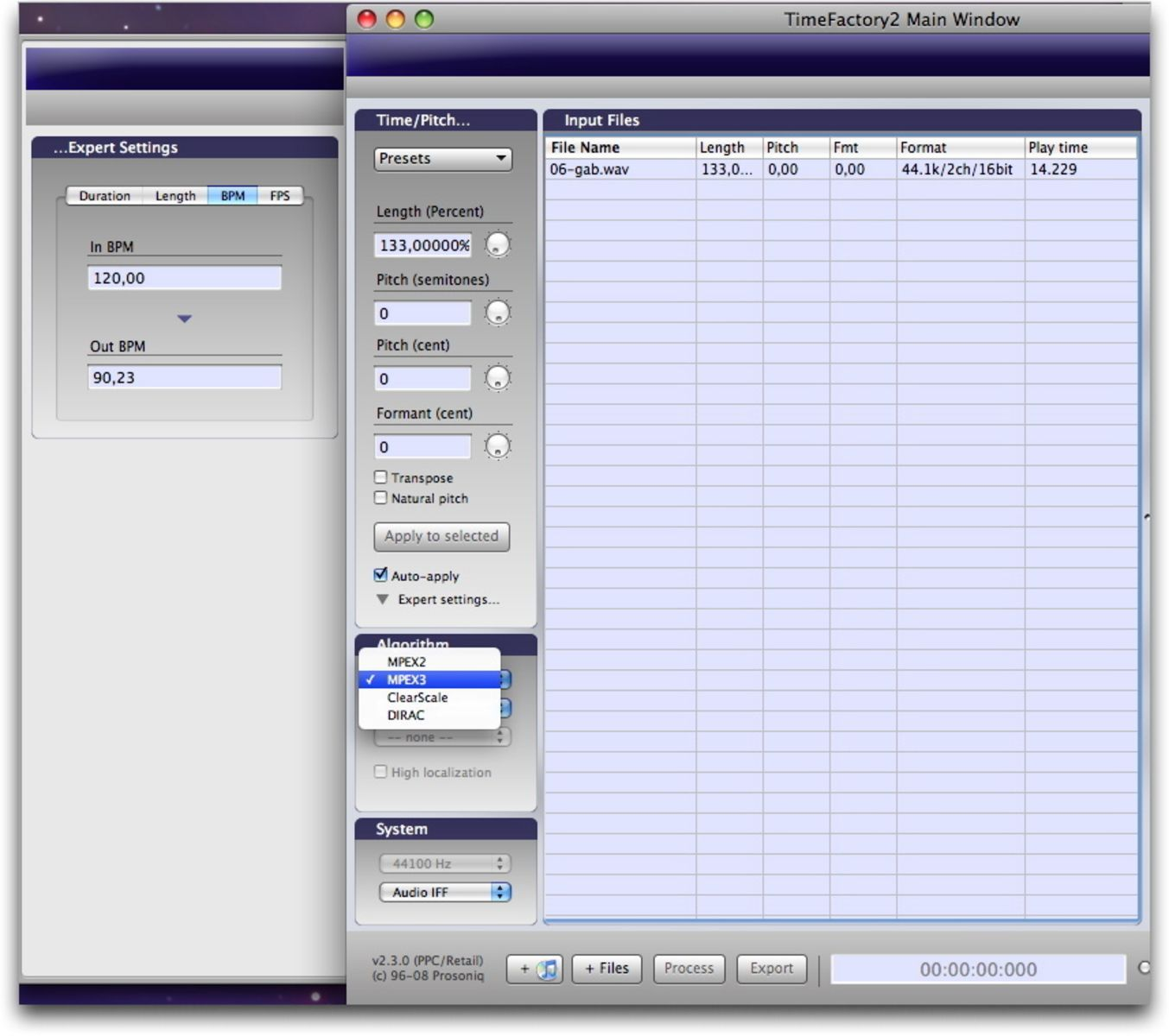 Prosoniq Time Factory Ii Скачать