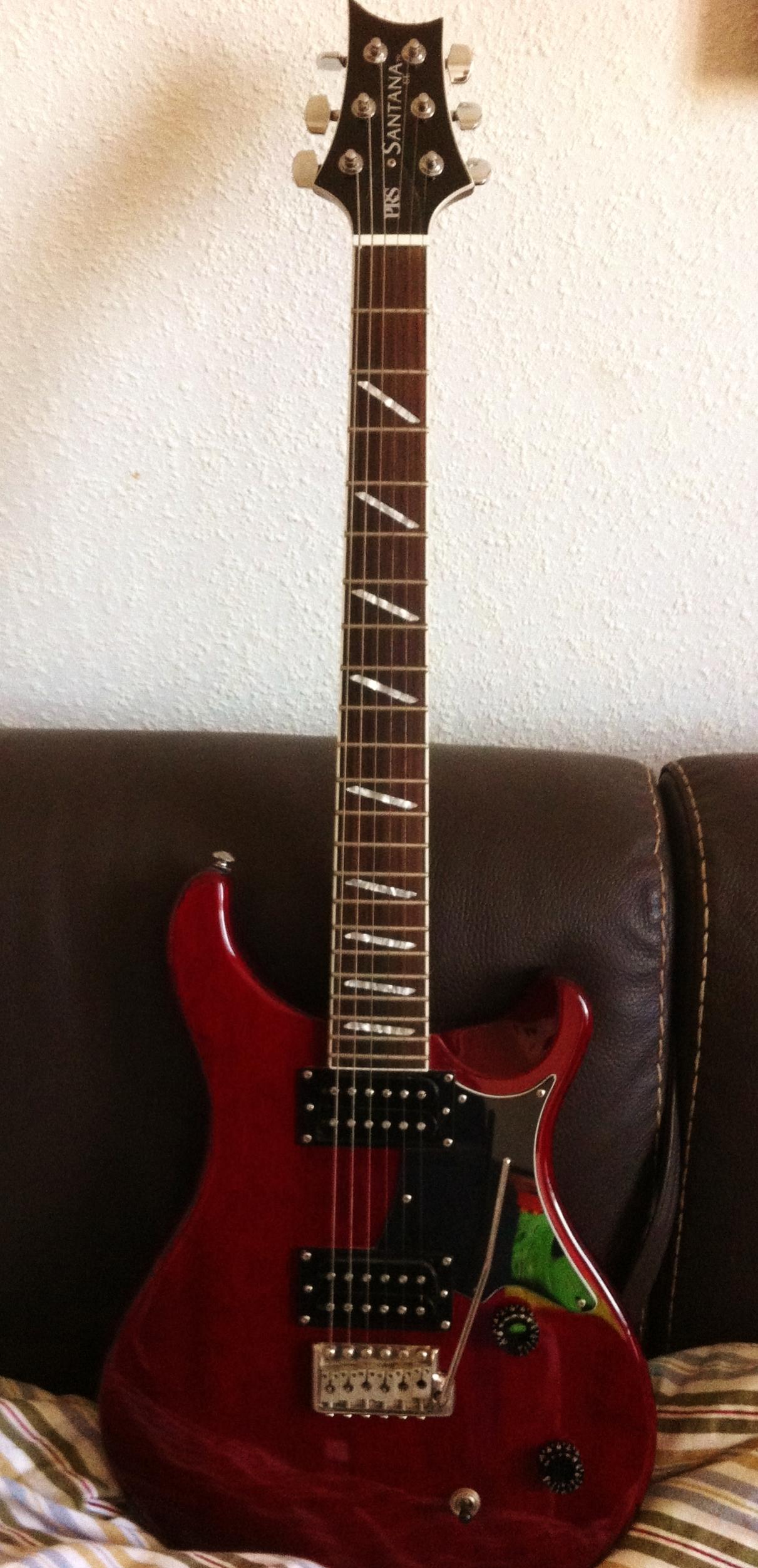 Santana redd
