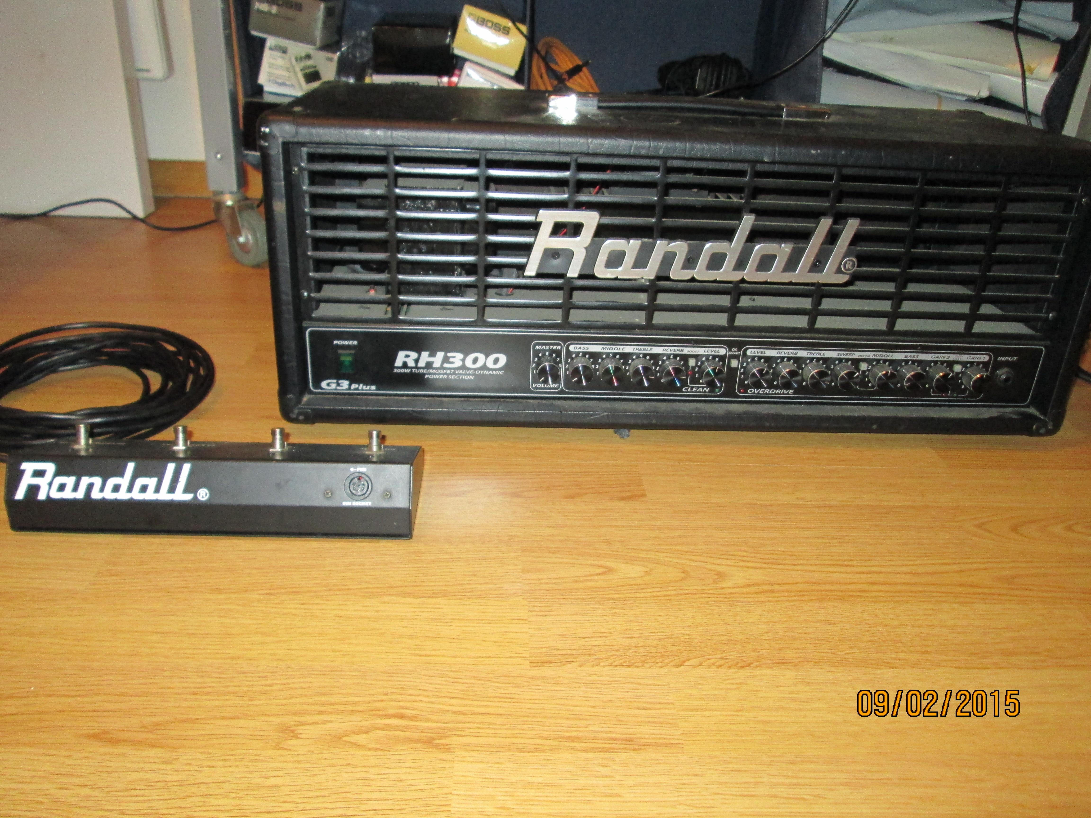 Randall rh300