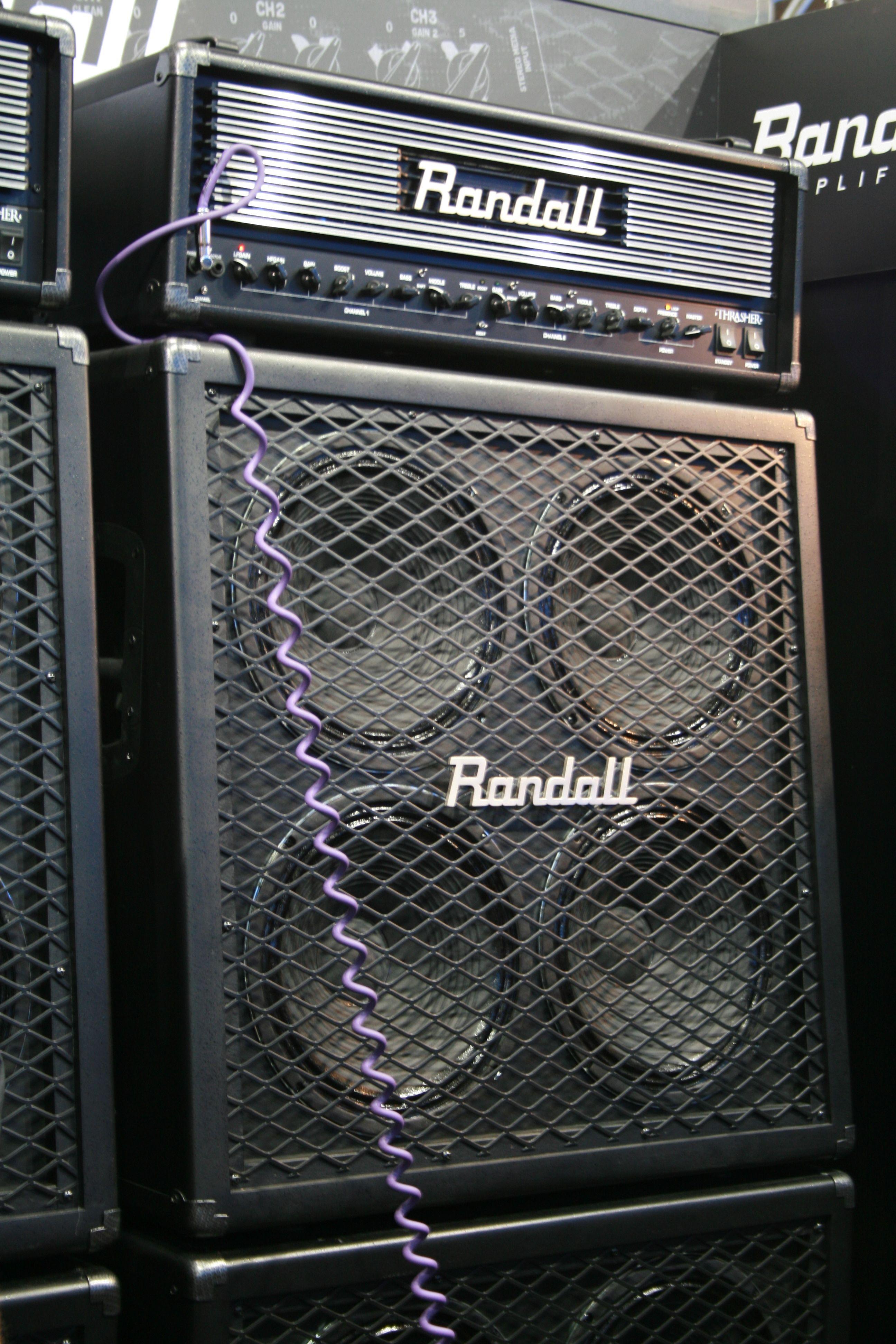 Images Randall Thrasher 412A - Audiofanzine