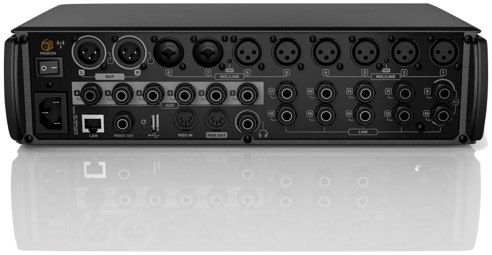 behringer powerplay p16 d manual