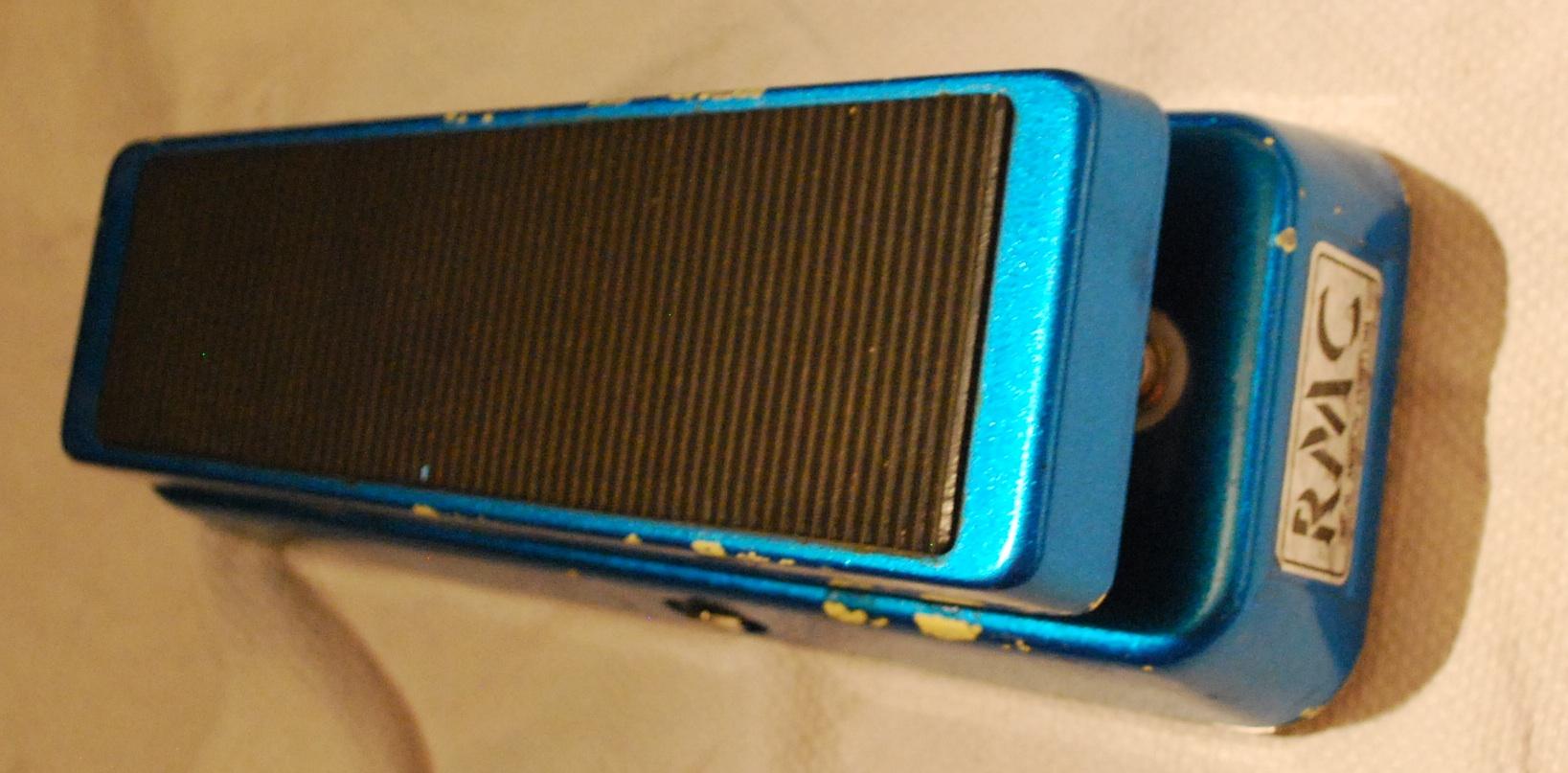 Picture Wah Real Mccoy Custom Audiofanzine Teese Rmc3fl Pedal