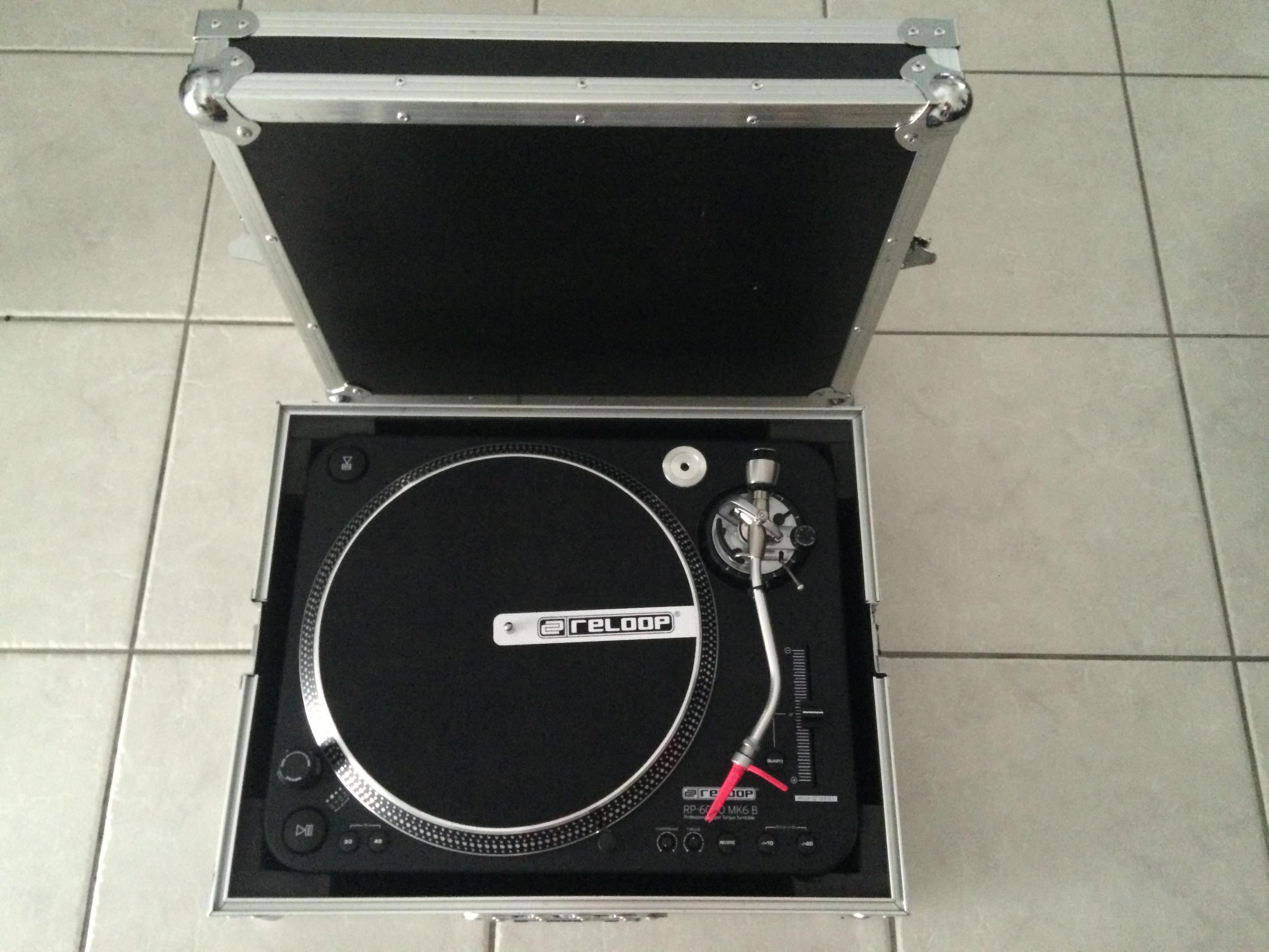 Acheter Platine Vinyle Technics Photo Technics Sl 1200 Mk2