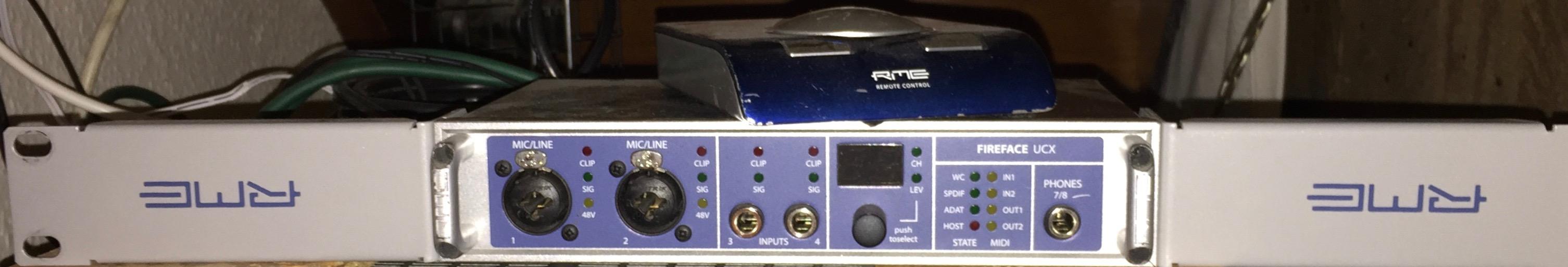 Sound devices usbpre