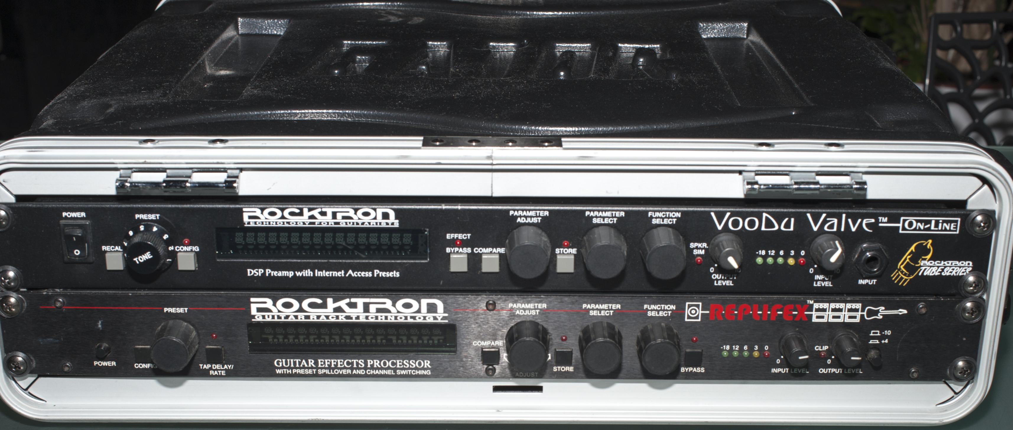 rocktron voodu valve image 667924 audiofanzine. Black Bedroom Furniture Sets. Home Design Ideas
