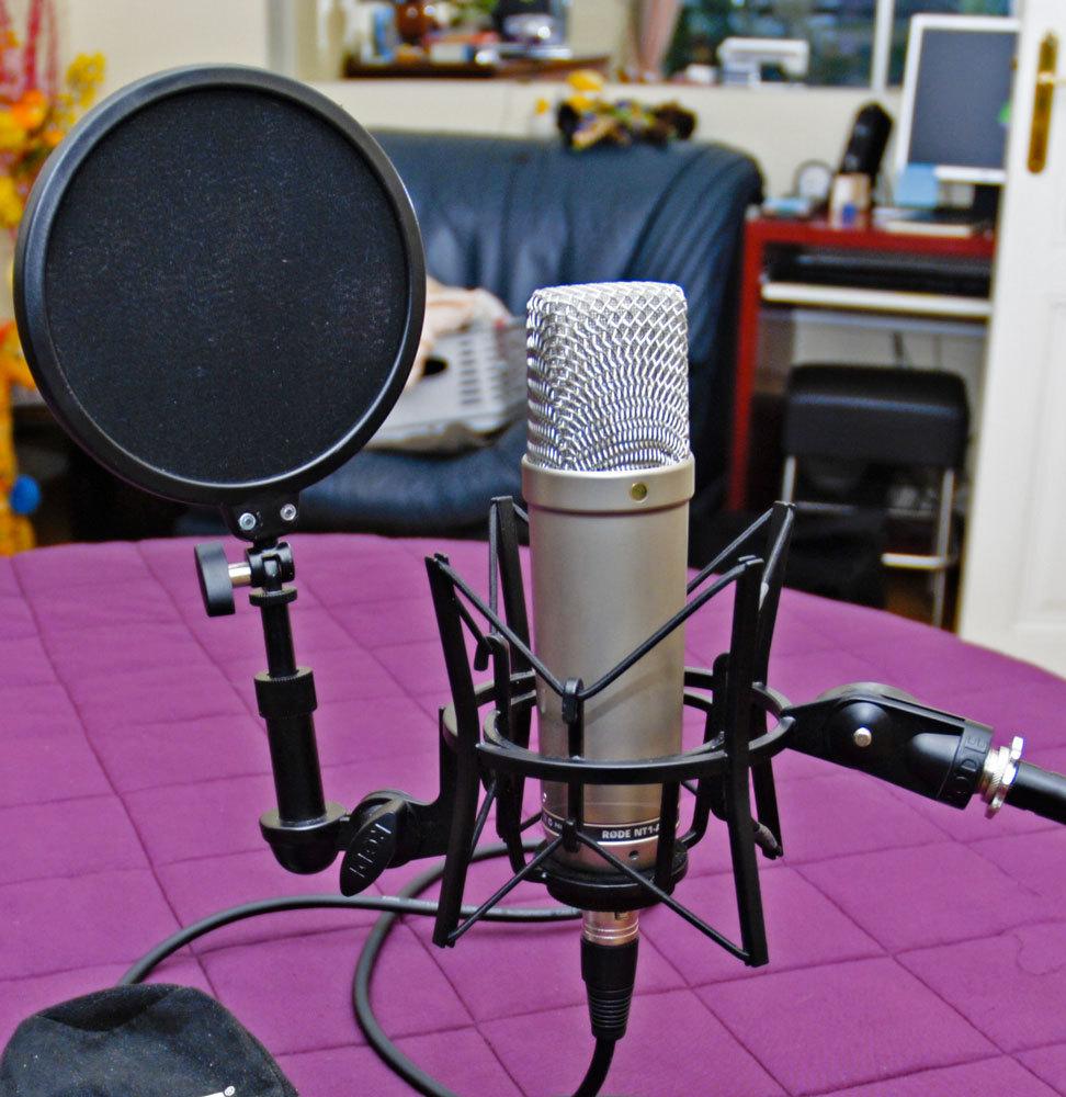 rode nt1 a image 154832 audiofanzine. Black Bedroom Furniture Sets. Home Design Ideas