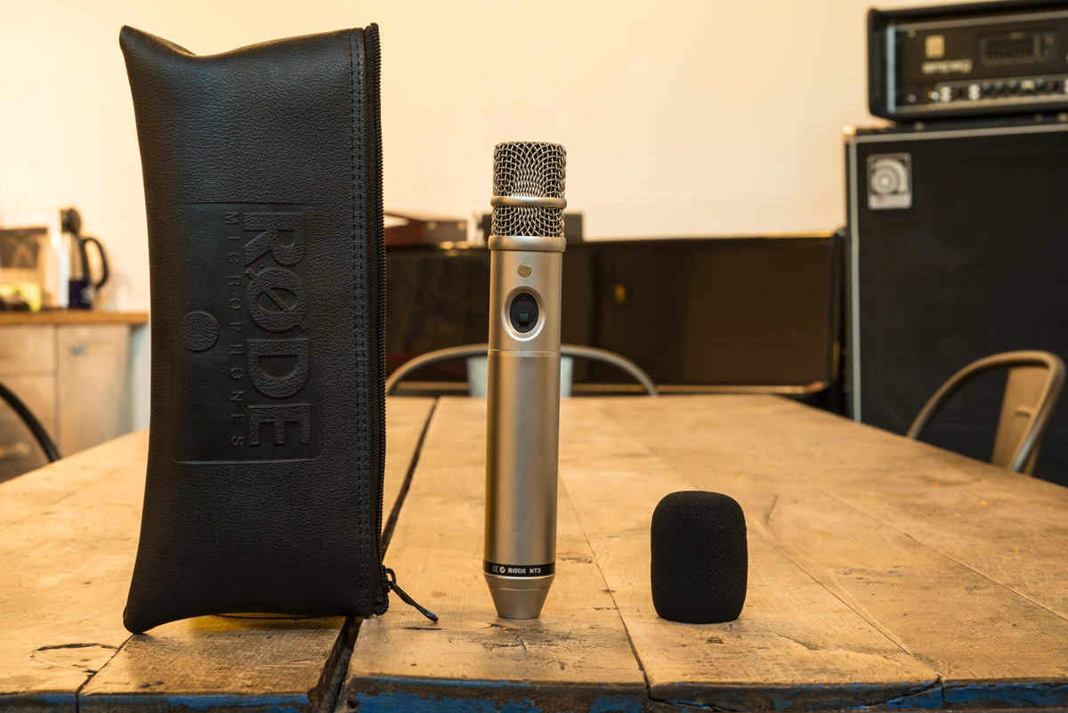 RODE NT2 Review - Studio Sound - Microphone Database