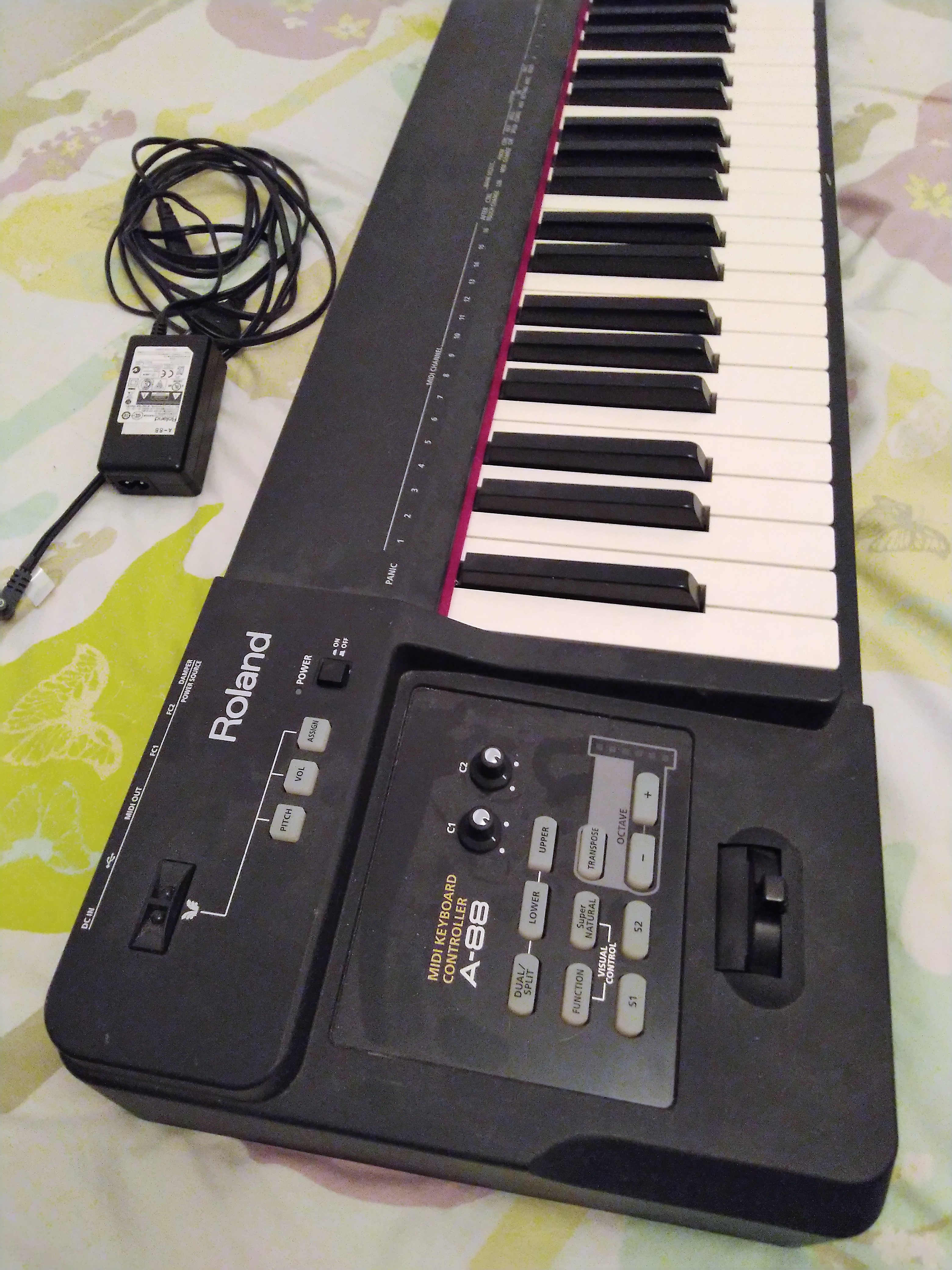 ROLAND A-88 KEYBOARD USB TELECHARGER PILOTE