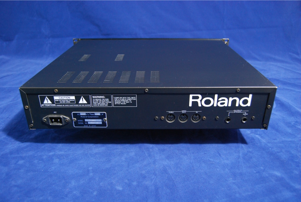 roland d 550 image 609618 audiofanzine rh en audiofanzine com roland d550 manual pdf roland d'550 service manual