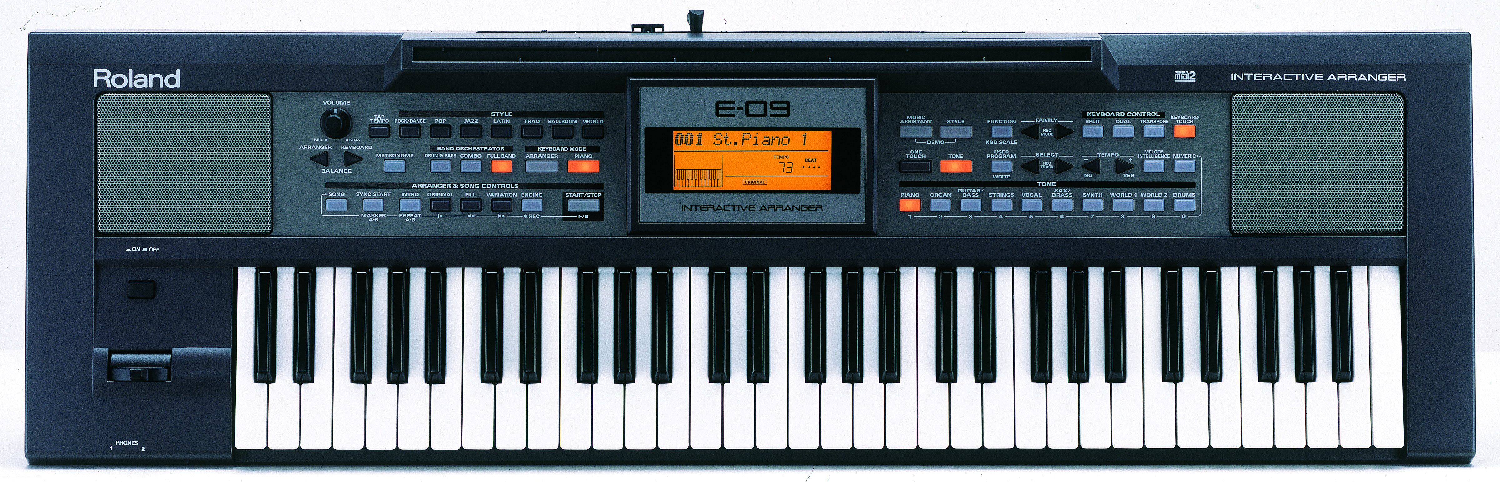 Latest Yamaha Keyboard Prices In India