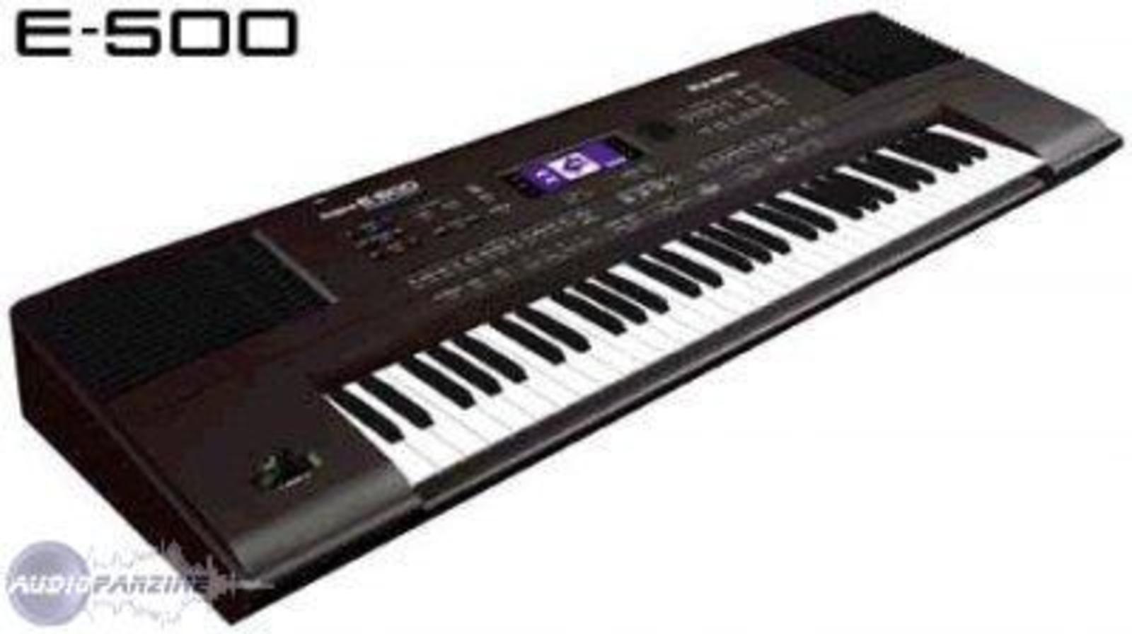 Roland E-500 image (#37042) - Audiofanzine