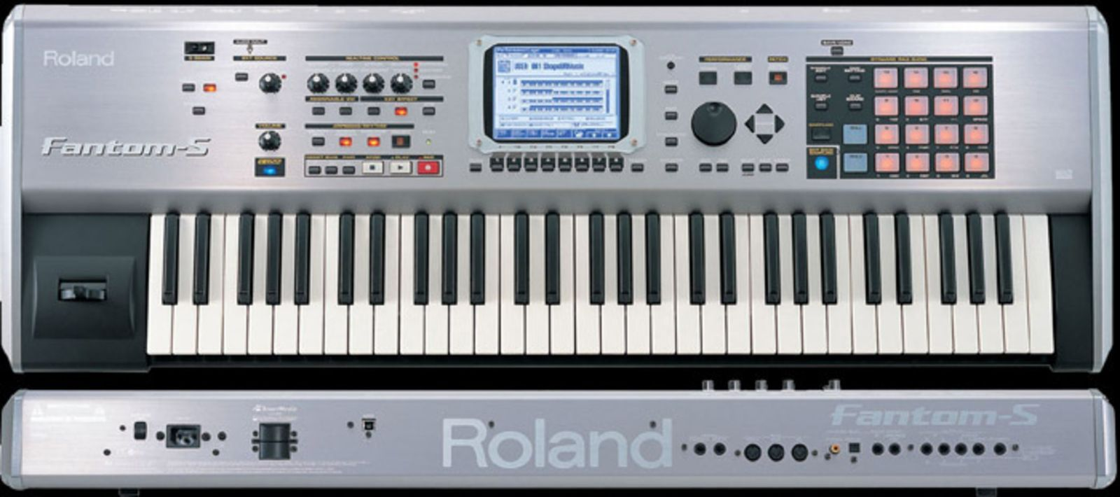Roland Rd 300 Owners Manual
