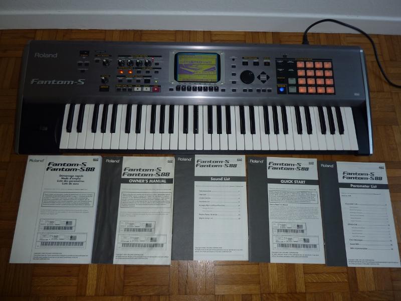 roland fantom s 61 image 683734 audiofanzine rh en audiofanzine com roland fantom s user manual Roland Fantom X8
