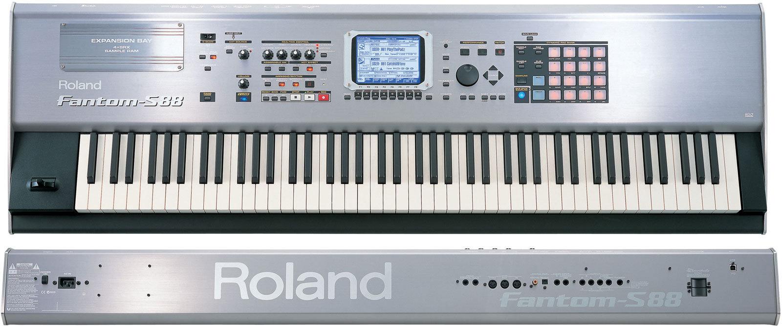 roland fantom s 88 image 67523 audiofanzine rh en audiofanzine com roland fantom s service manual manual roland fantom s español