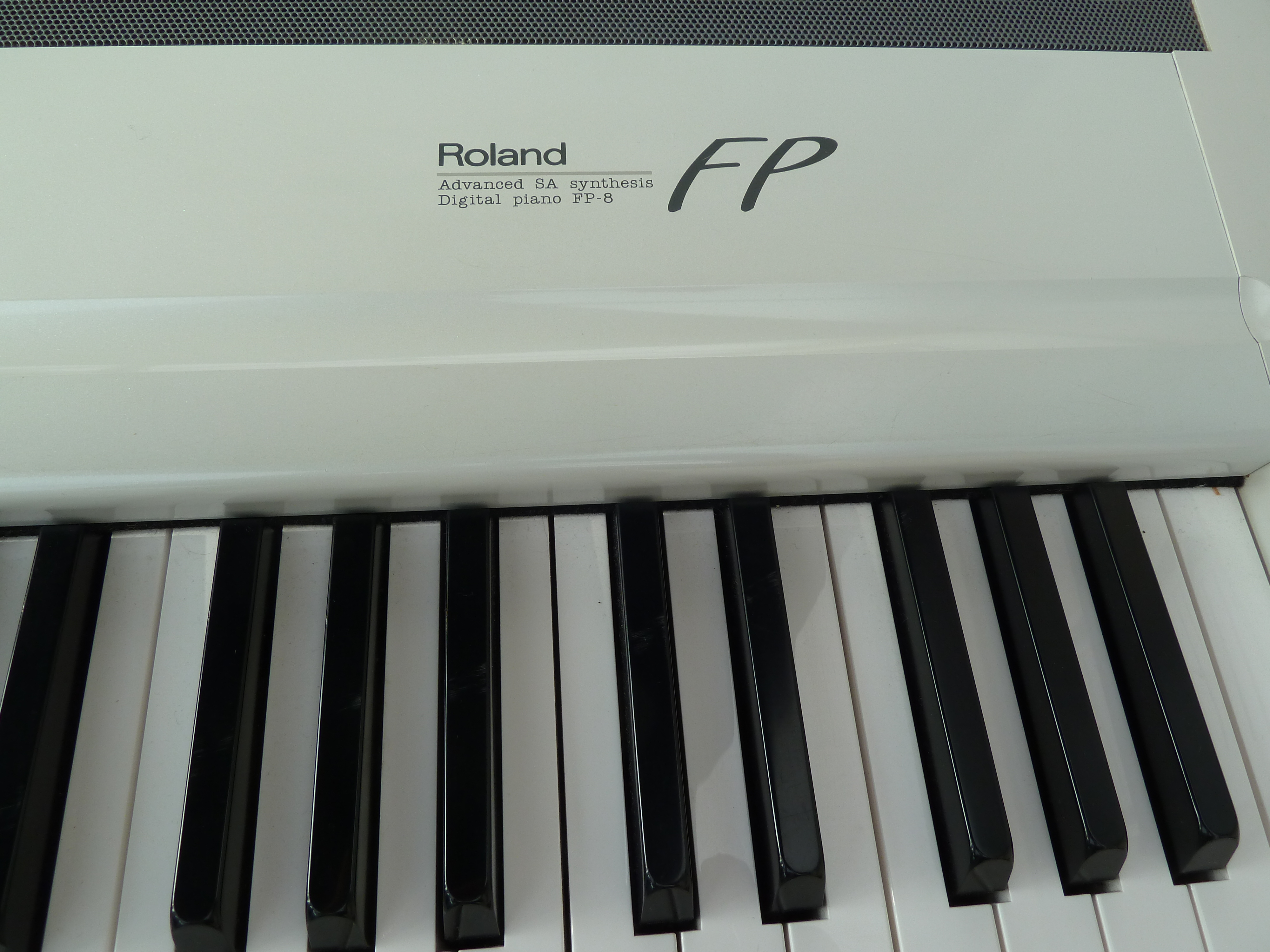 roland fp 8 image 973478 audiofanzine rh en audiofanzine com Digital Piano Roland FP-50 roland fp-8 user manual