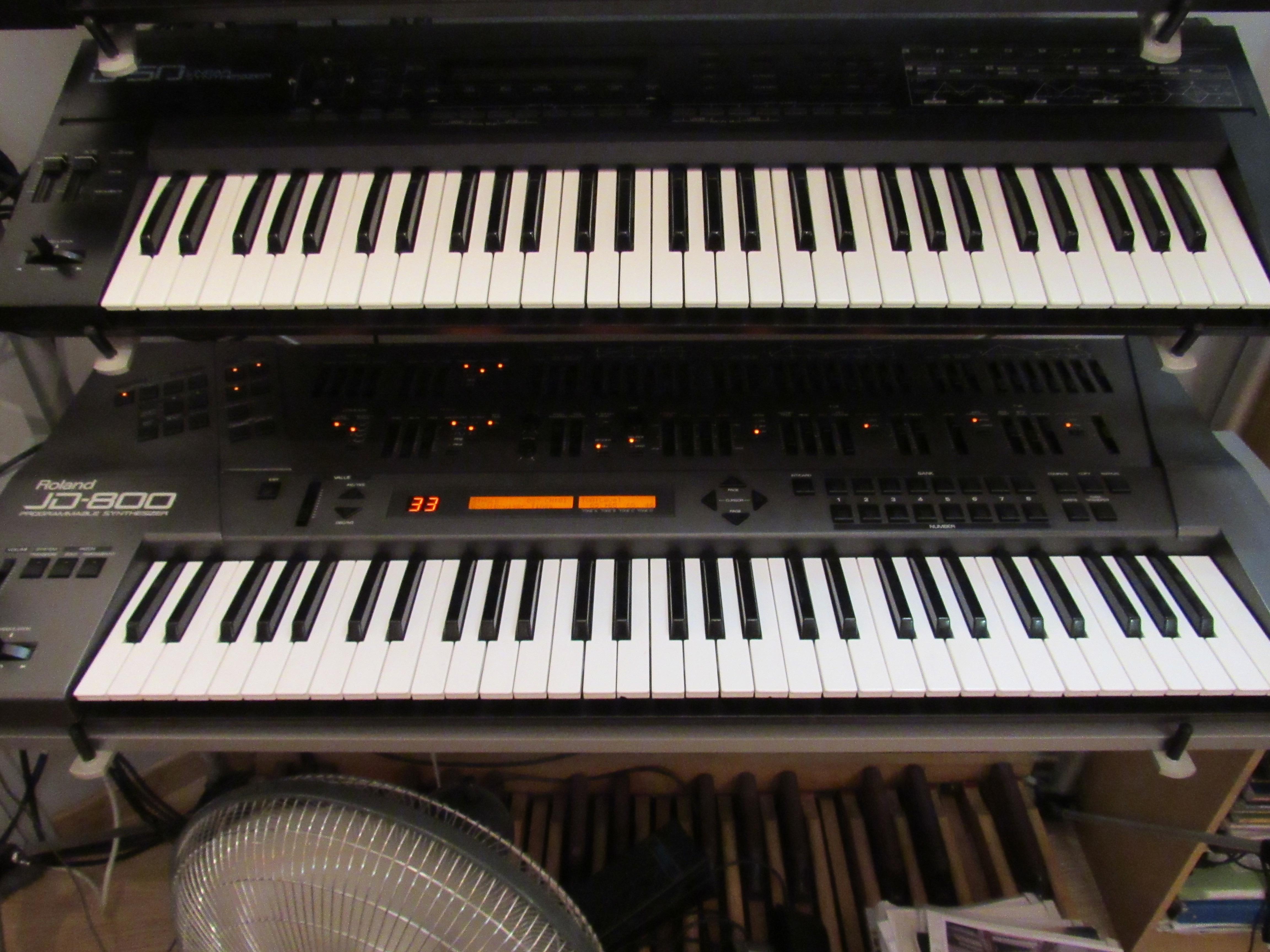 Photo Roland JD-800 : Roland JD-800 (2596) (#884079