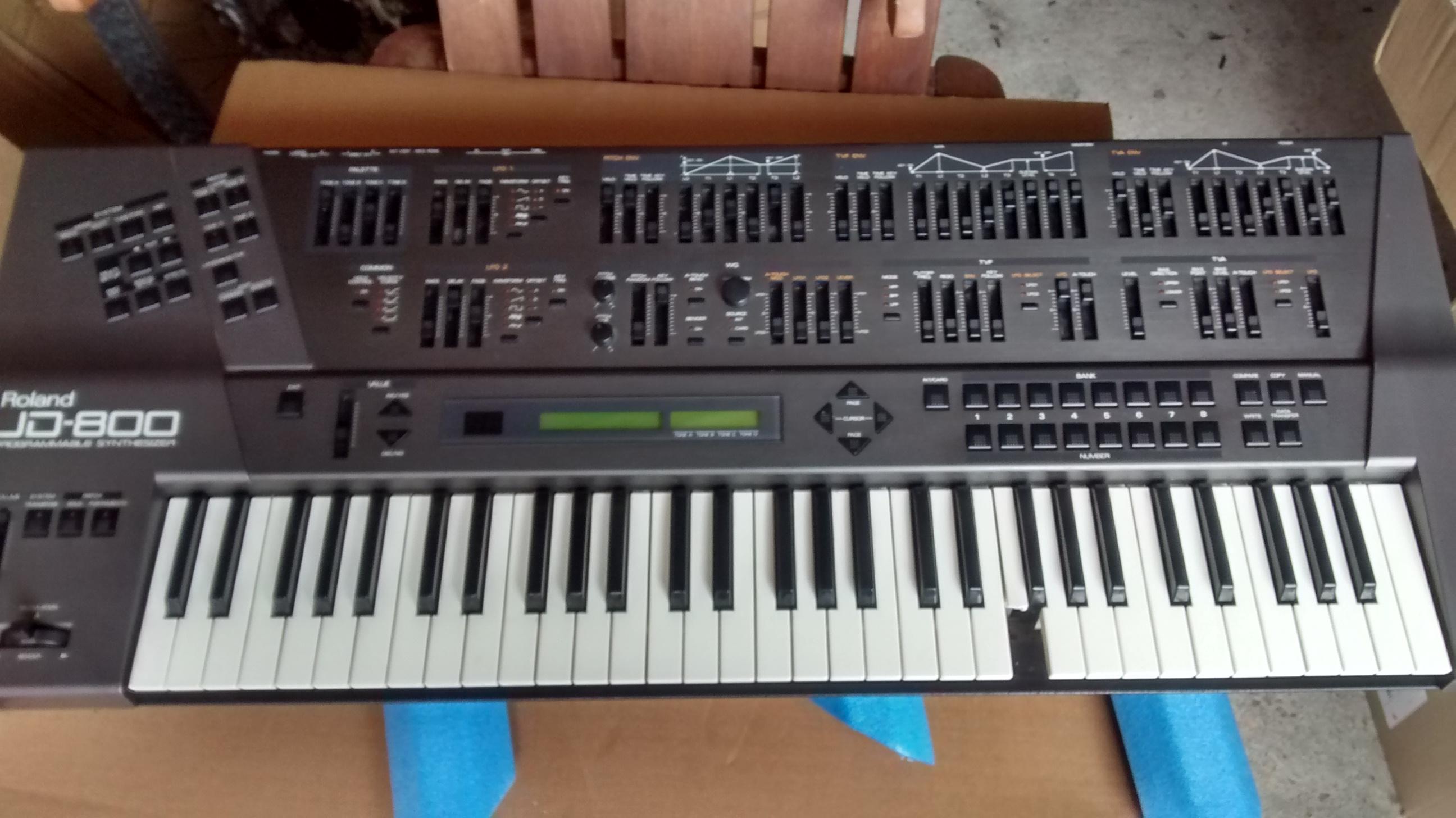 Photo Roland JD-800 : Roland JD-800 (80235) (#1139805