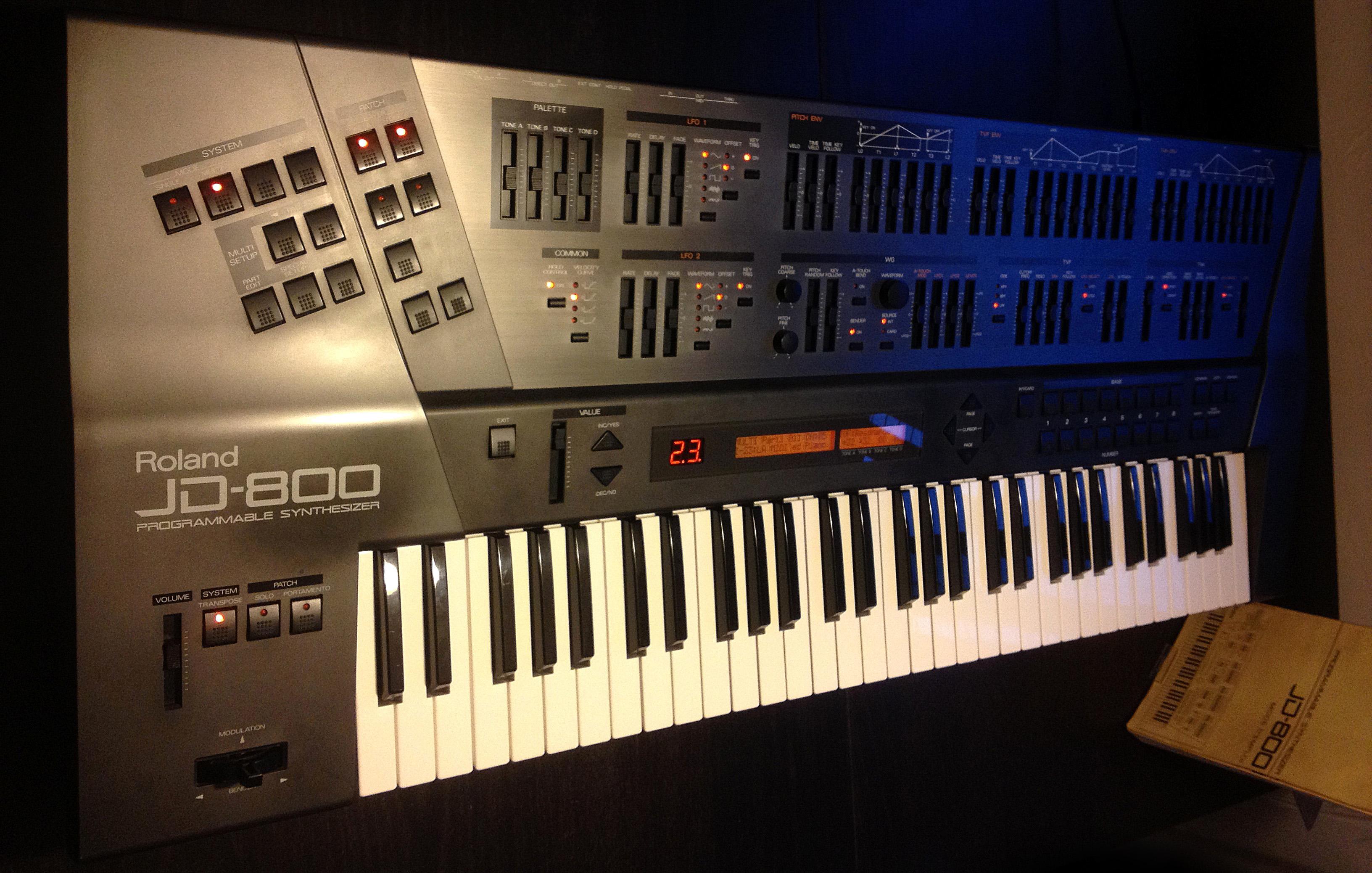 Photo Roland JD-800 : Roland JD-800 (68167) (#884080