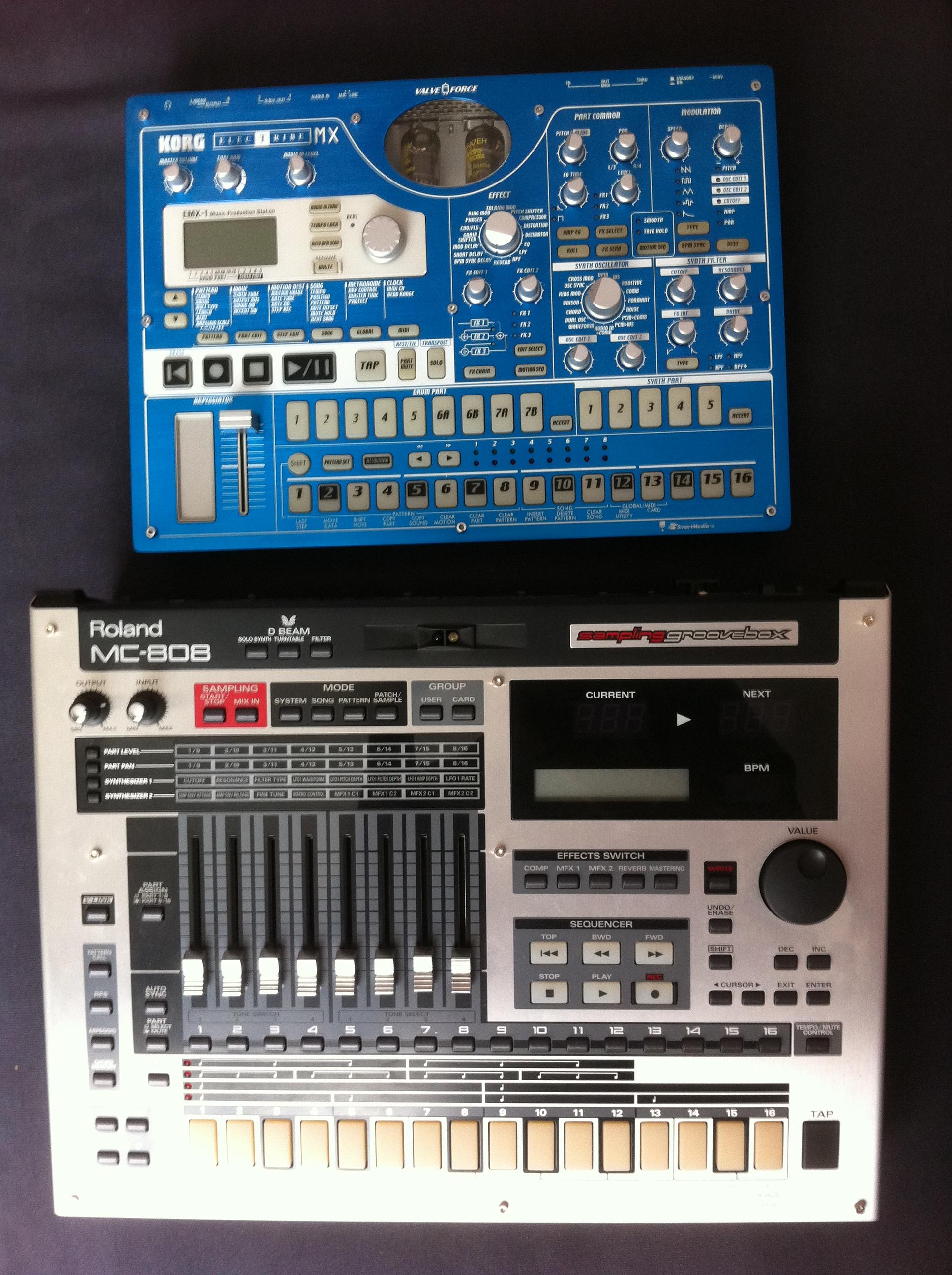 Roland MC-808 image (#424540) - Audiofanzine