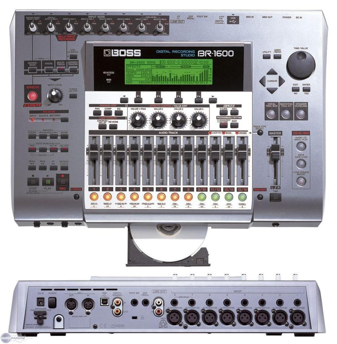 Roland MC-808 image (#417117) - Audiofanzine