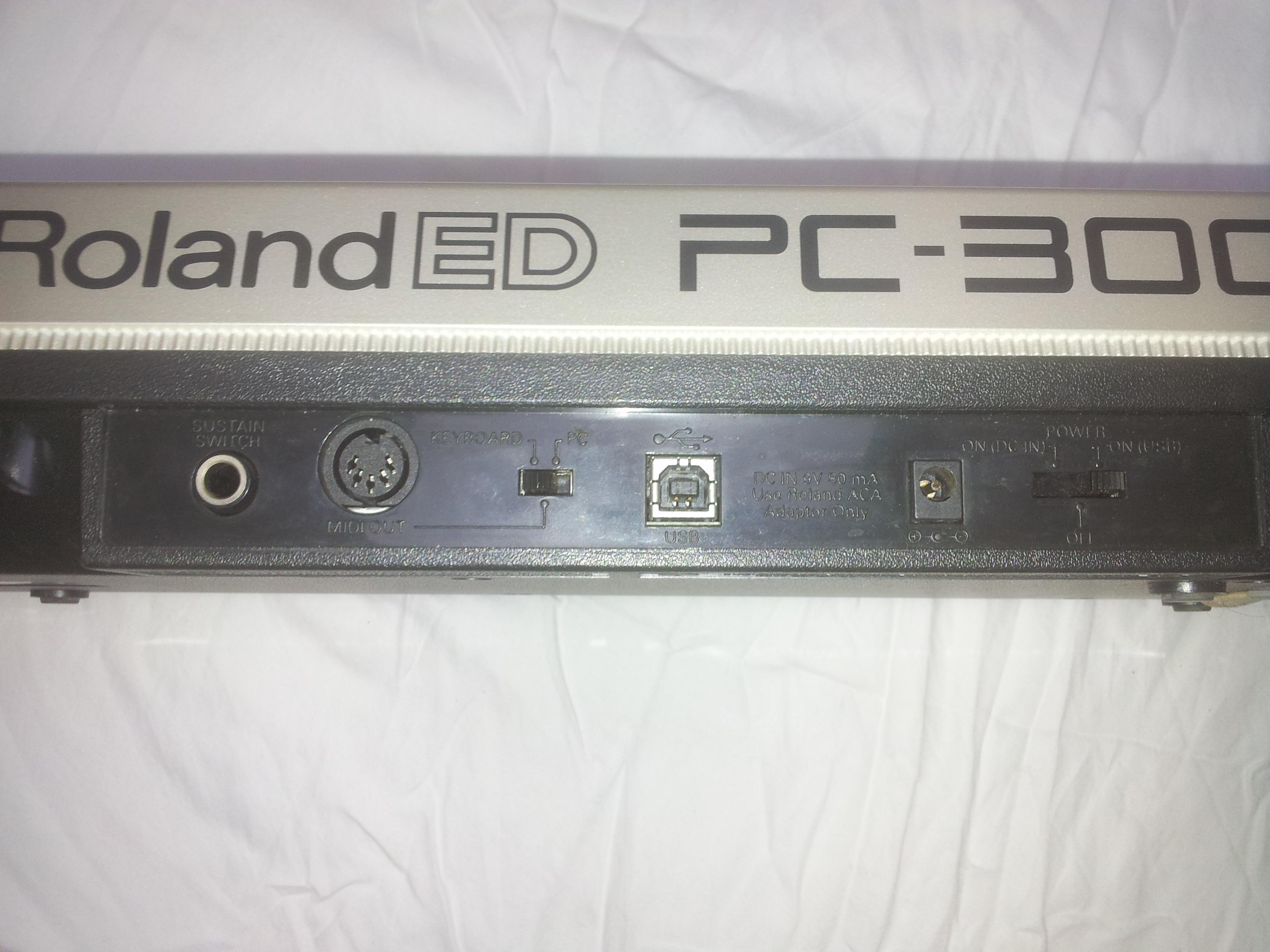 Roland pc-300 driver mac.