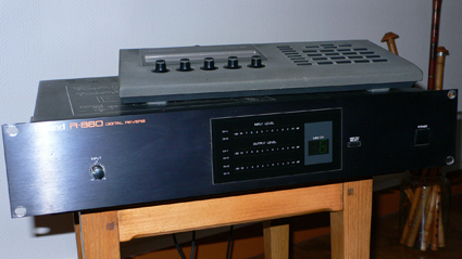 roland r 880 image 134559 audiofanzine rh en audiofanzine com Roland VS-880 Roland JD-800