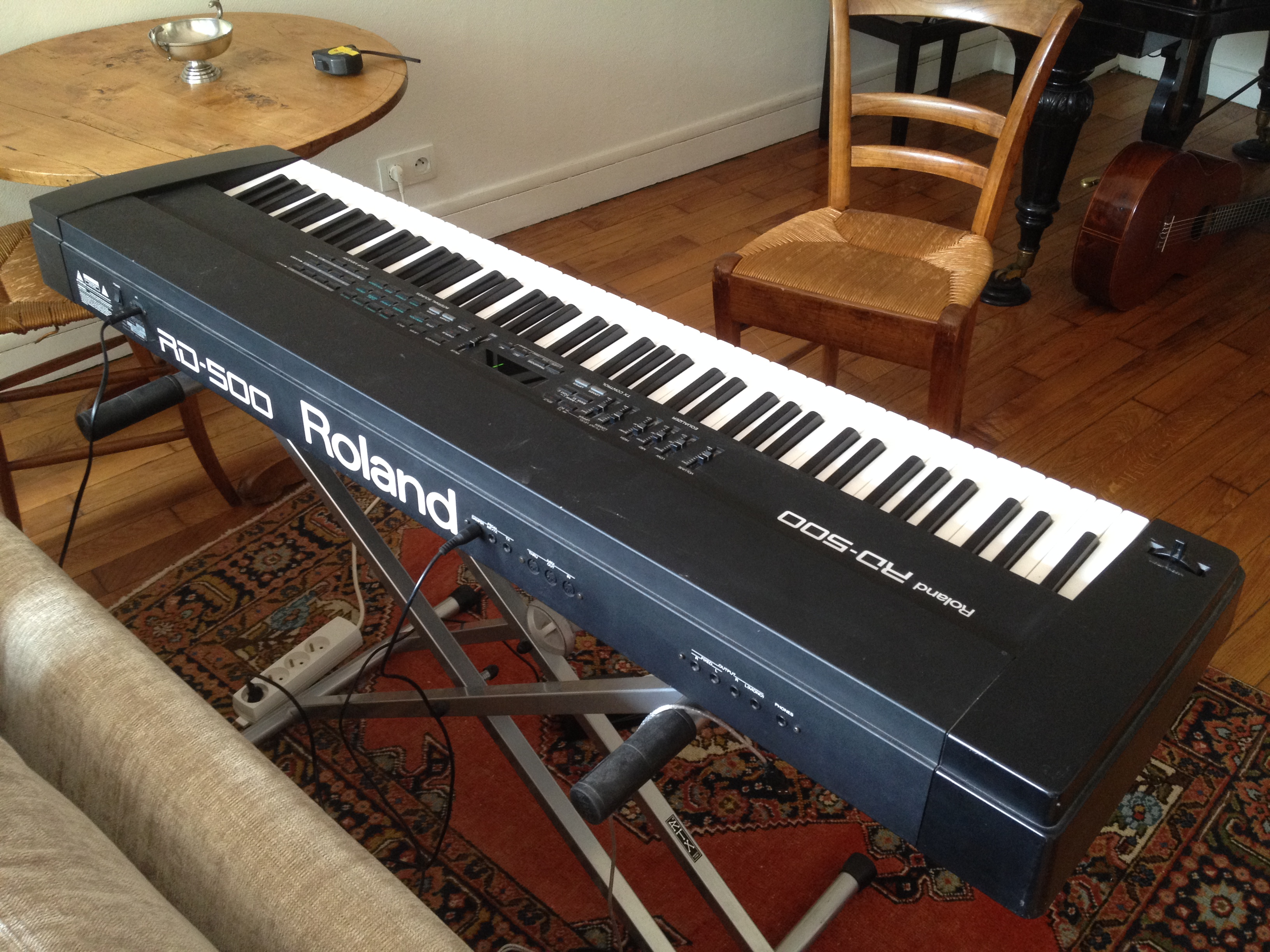 Piano Digital Roland Rd 500 : roland rd 500 image 912604 audiofanzine ~ Vivirlamusica.com Haus und Dekorationen