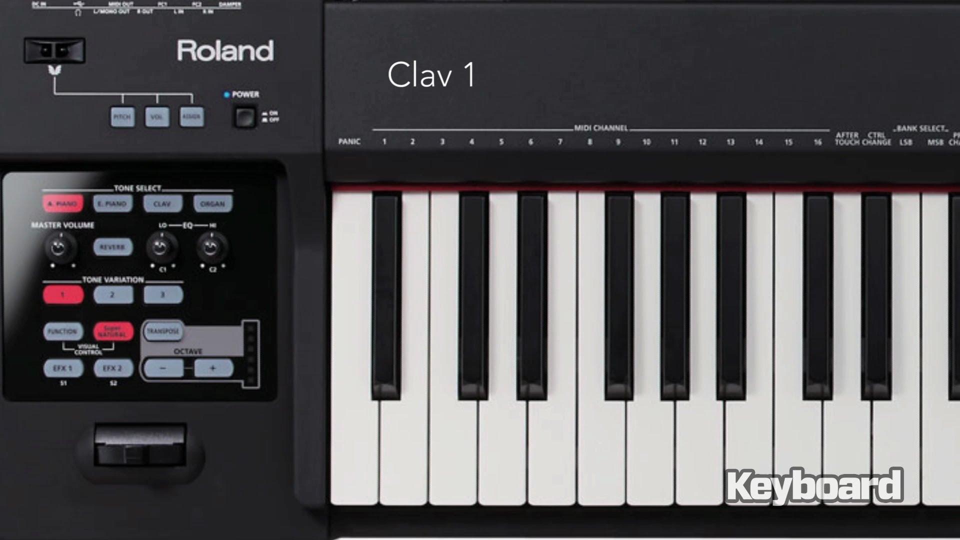 piano num rique clavier de sc ne roland rd64 ile de france audiofanzine. Black Bedroom Furniture Sets. Home Design Ideas