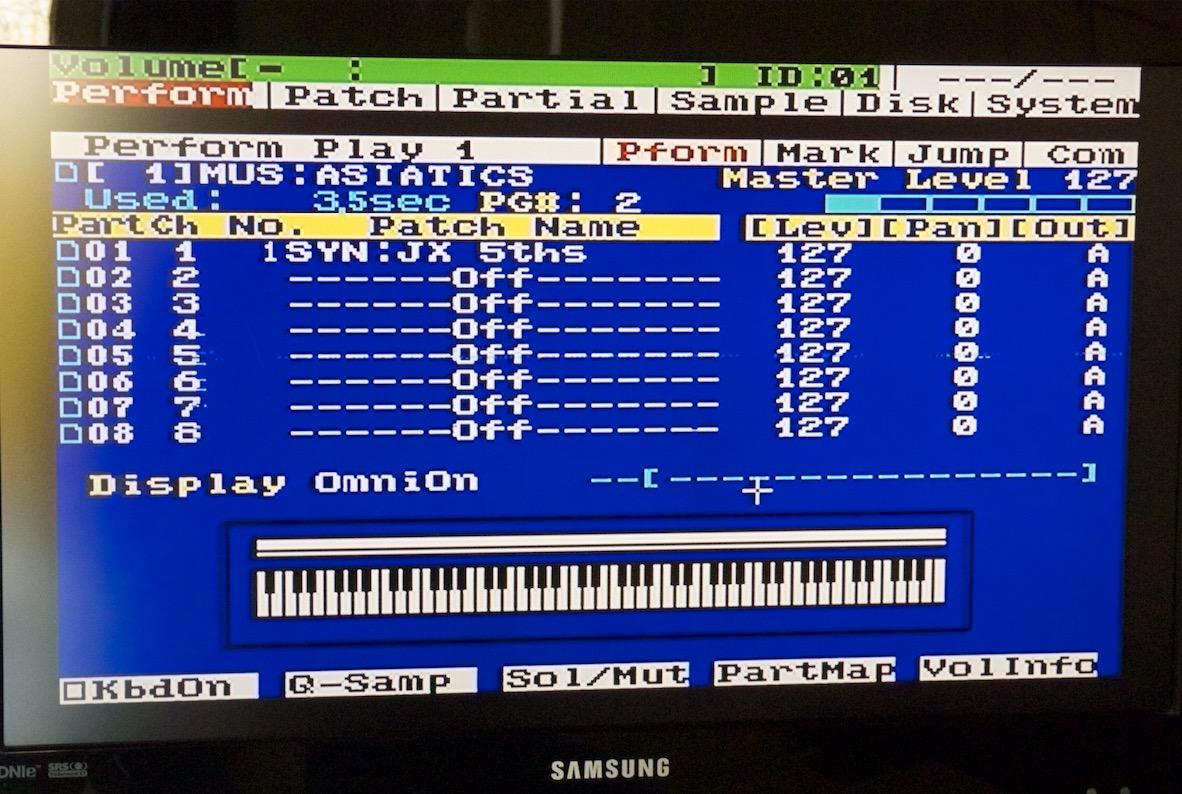 Roland Aira System 1 Ebay Matrixsynth Roland Aira System