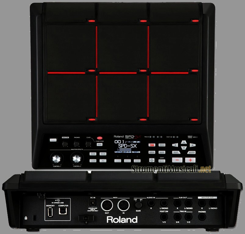 Roland Spd S : roland spd s image 652023 audiofanzine ~ Russianpoet.info Haus und Dekorationen