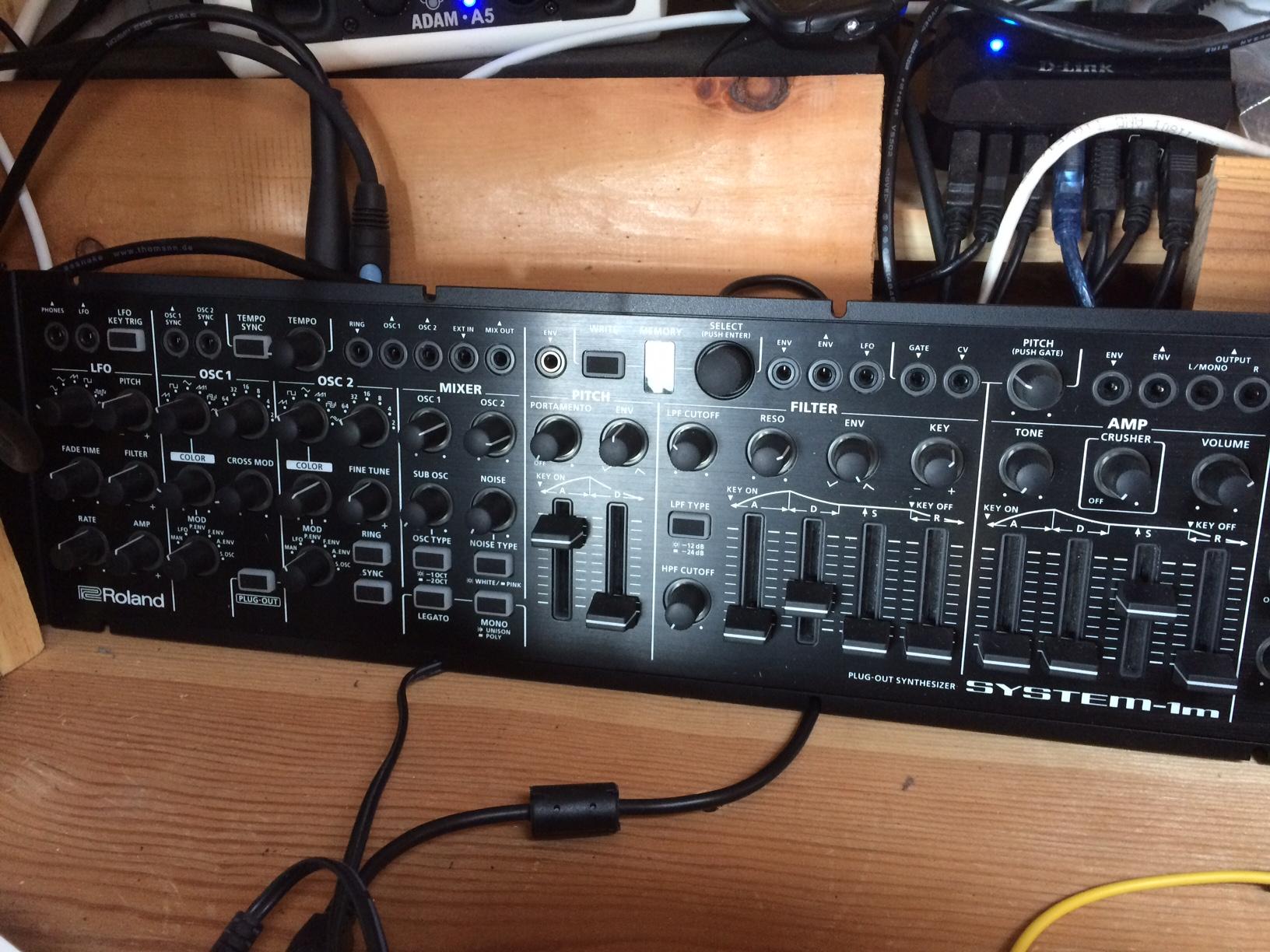 Roland System 1m Image 1711177 Audiofanzine