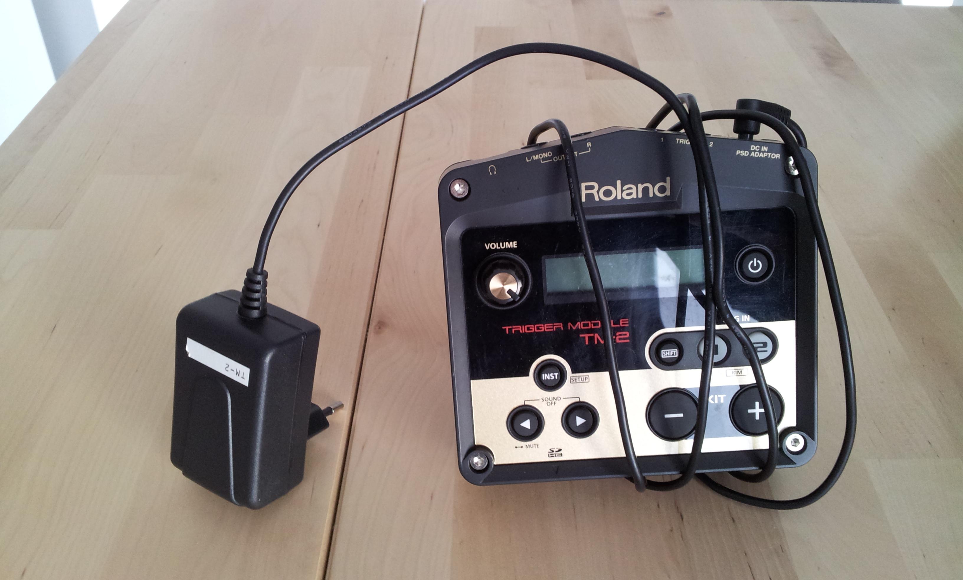 tm 2 trigger module roland tm 2 trigger module audiofanzine. Black Bedroom Furniture Sets. Home Design Ideas