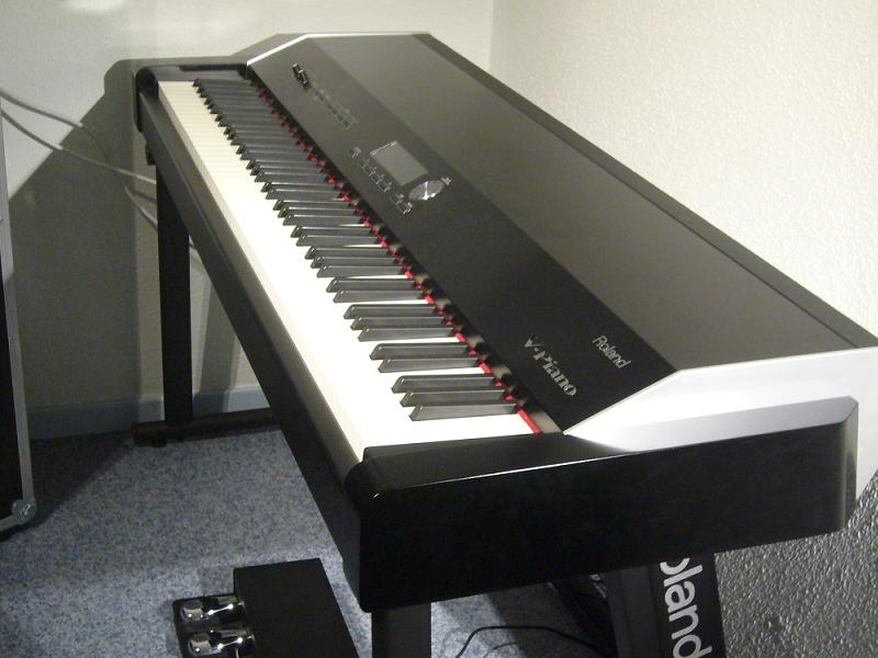 roland digital piano rp401r how to play