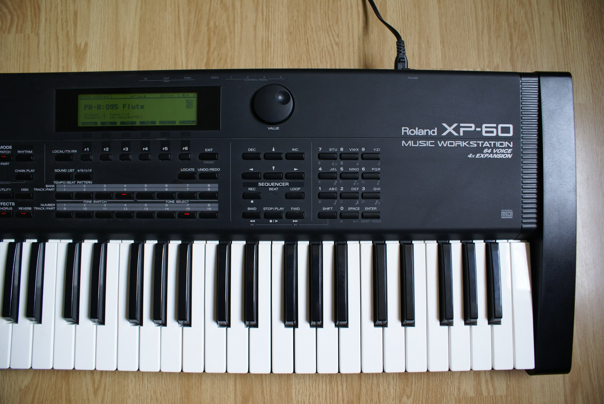 Roland XP-60 Owner s Manual