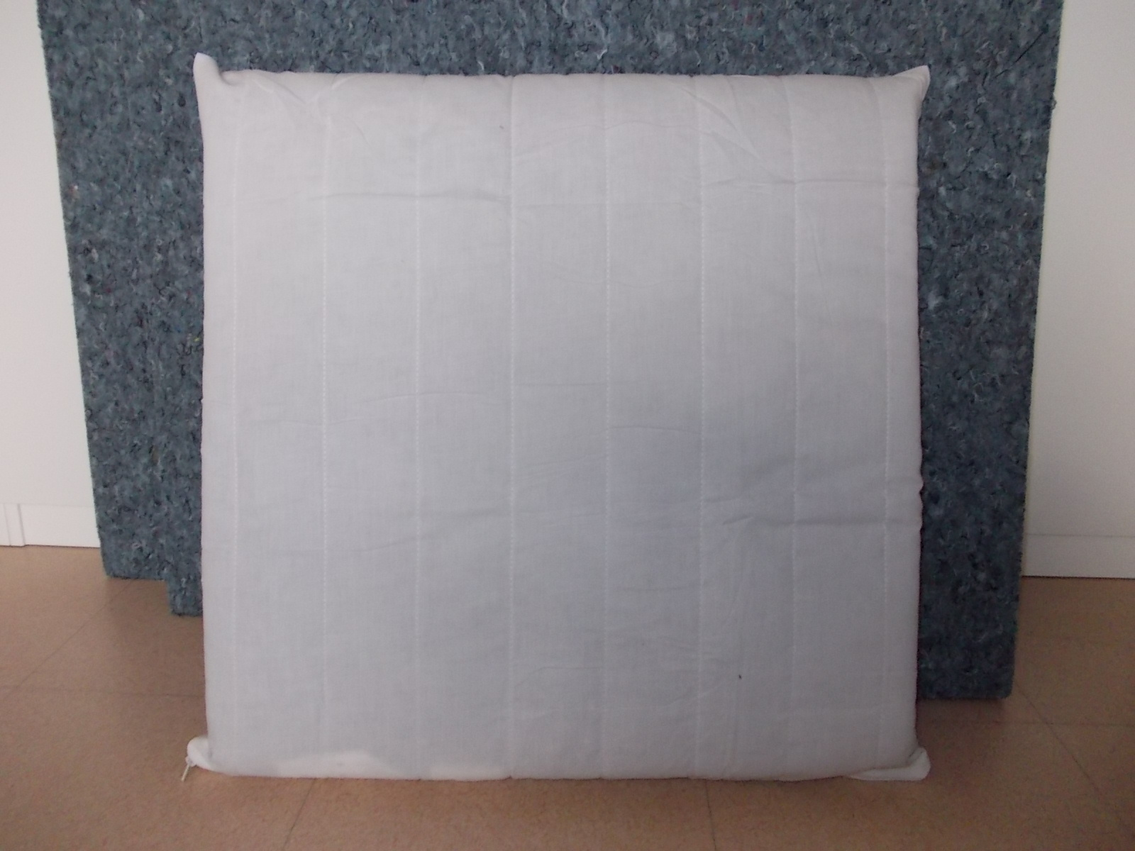 Vends panneaux acoustiques ecologiques laine de coton - Laine de verre haute densite ...