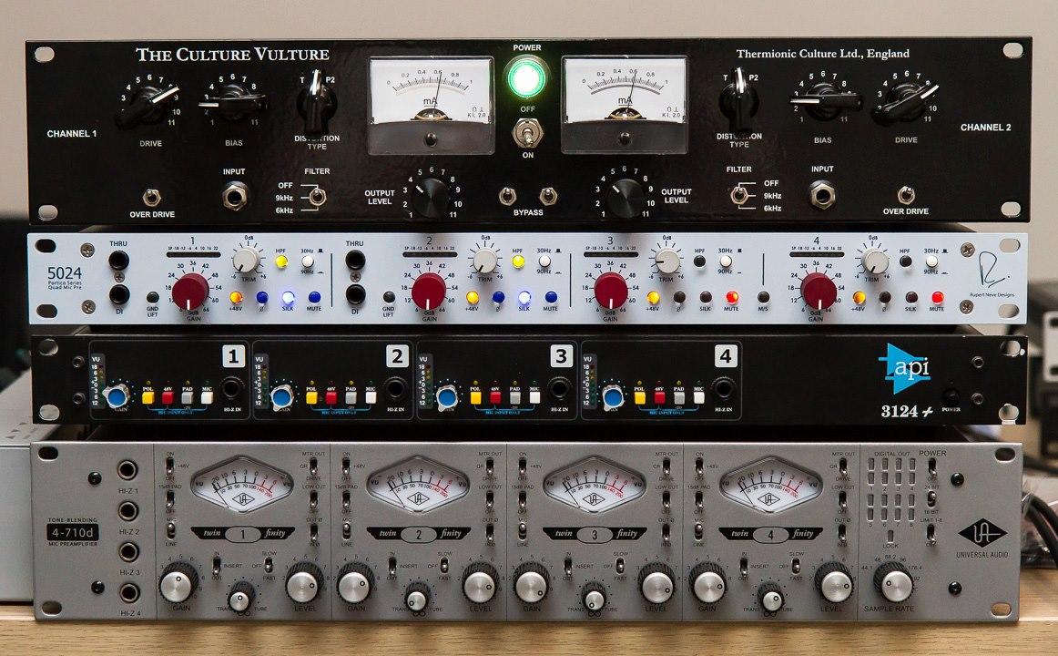 Rupert Neve Designs Portico 5024 image (#1118830) - Audiofanzine
