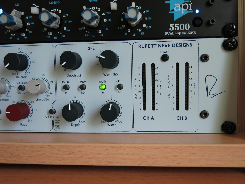 Rupert Neve Designs Portico II MBP image (#837702) - Audiofanzine